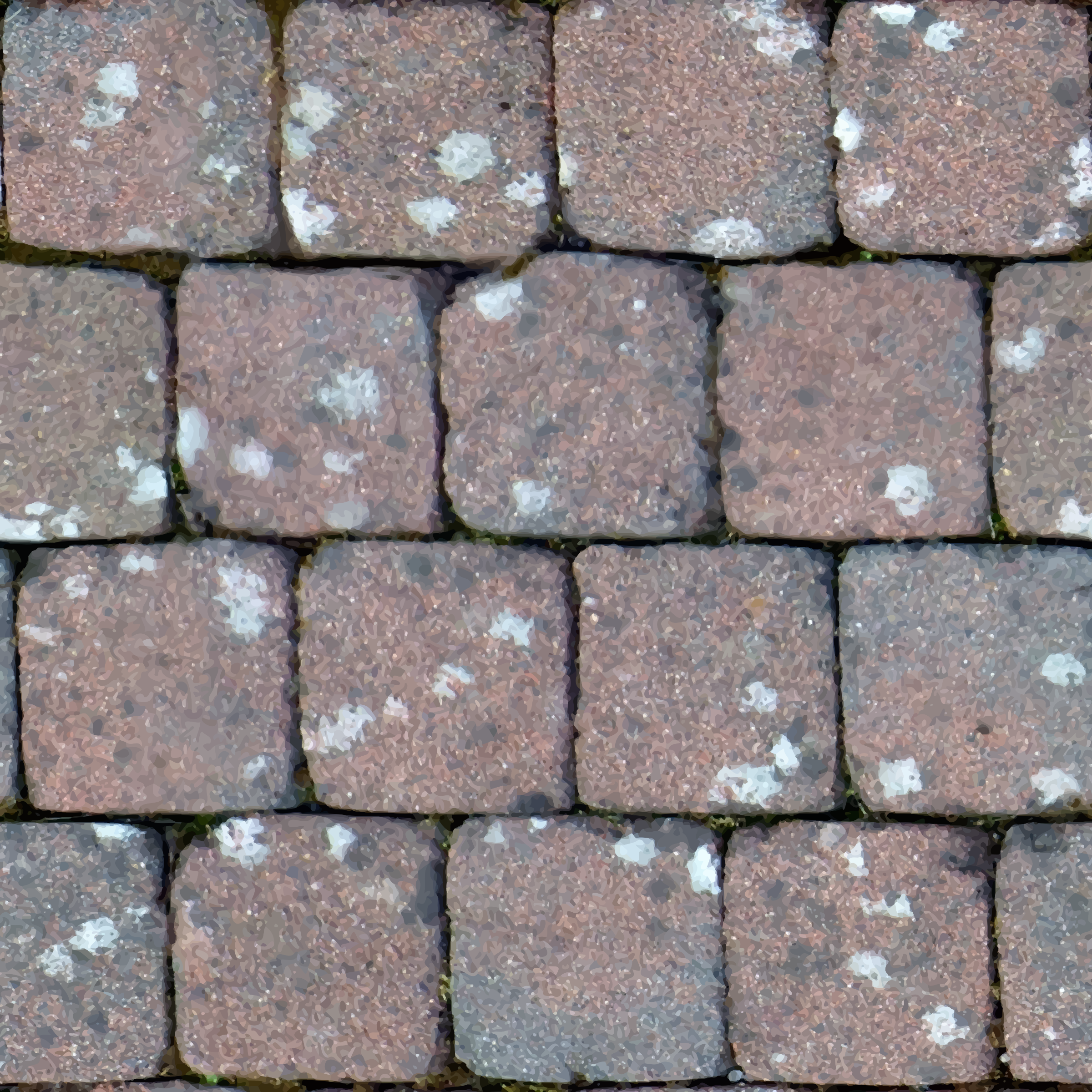 Paving blocks by Firkin