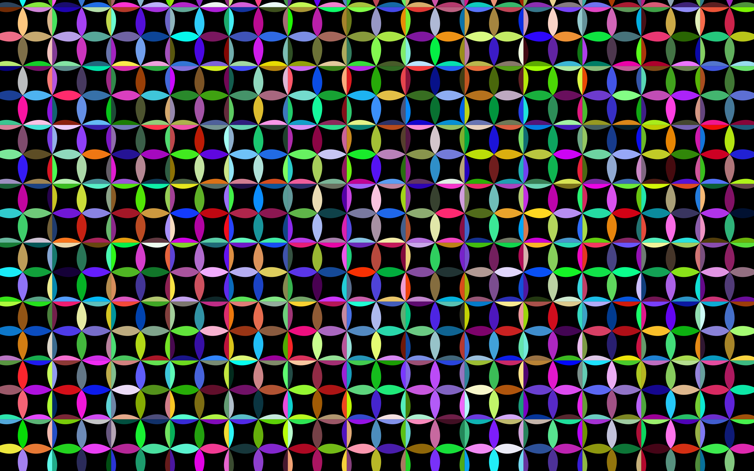 Prismatic Basic Pattern 2 by GDJ