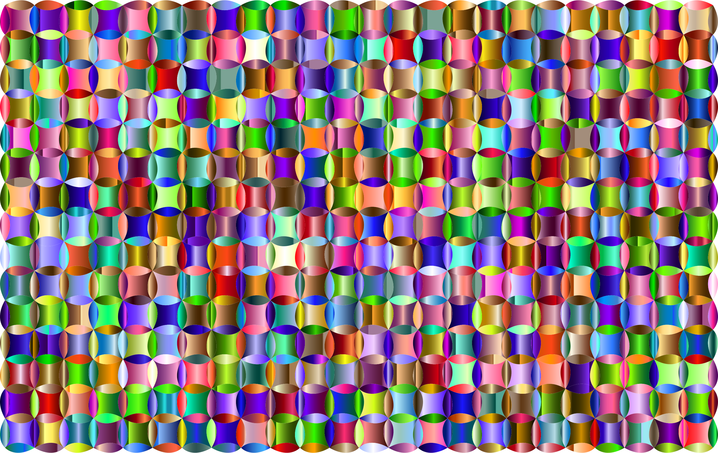 Prismatic Basic Pattern 2 Variation 3 by GDJ