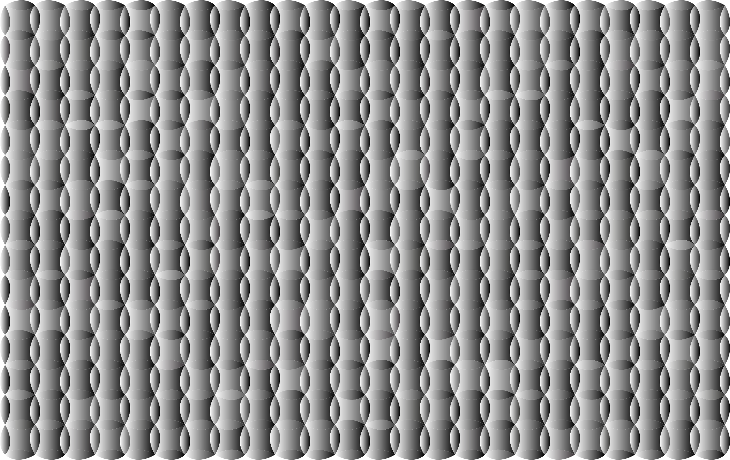 Grayscale Basic Pattern 2 by GDJ