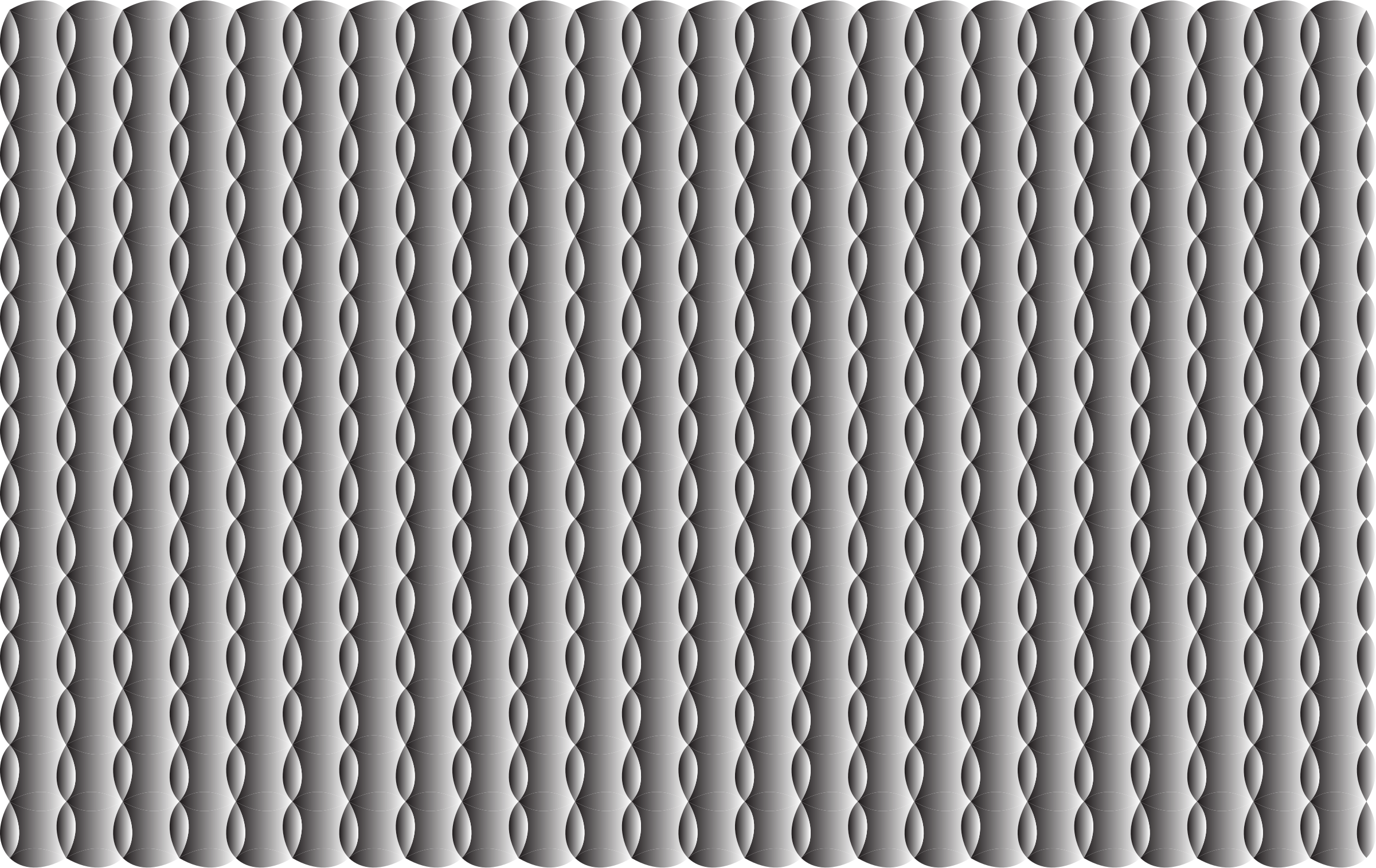 Grayscale Basic Pattern 2 Variation 2 by GDJ