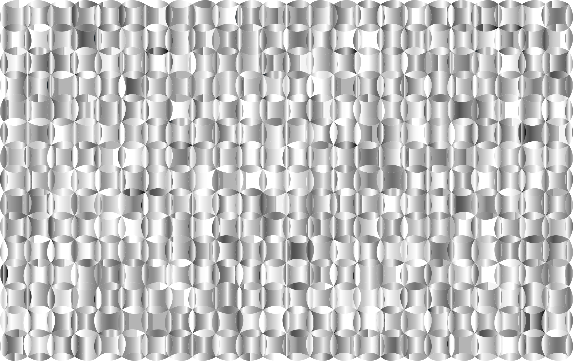 Grayscale Basic Pattern 2 Variation 5 by GDJ