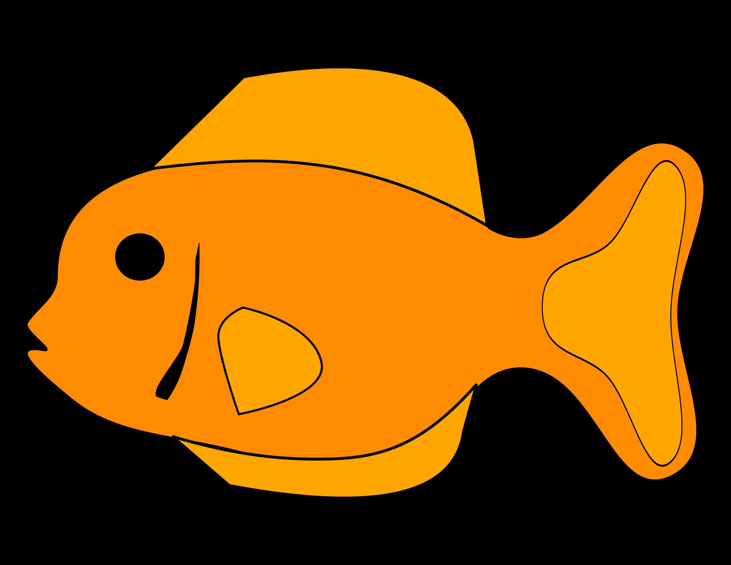 Fish - generic fish by davidblyons
