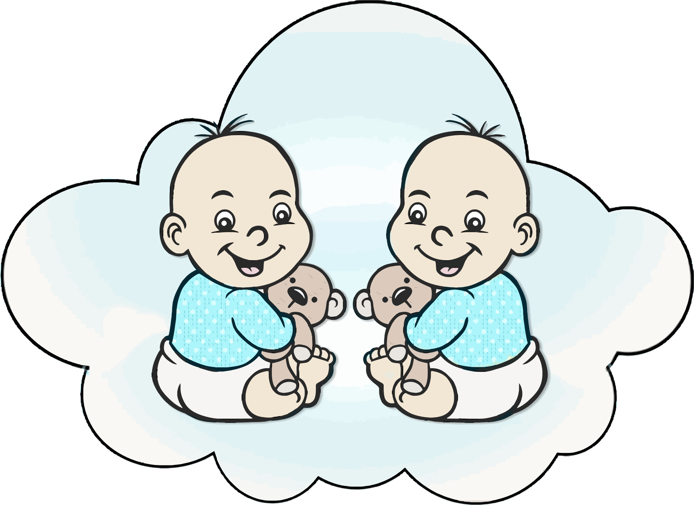 Cloud Babies by GDJ