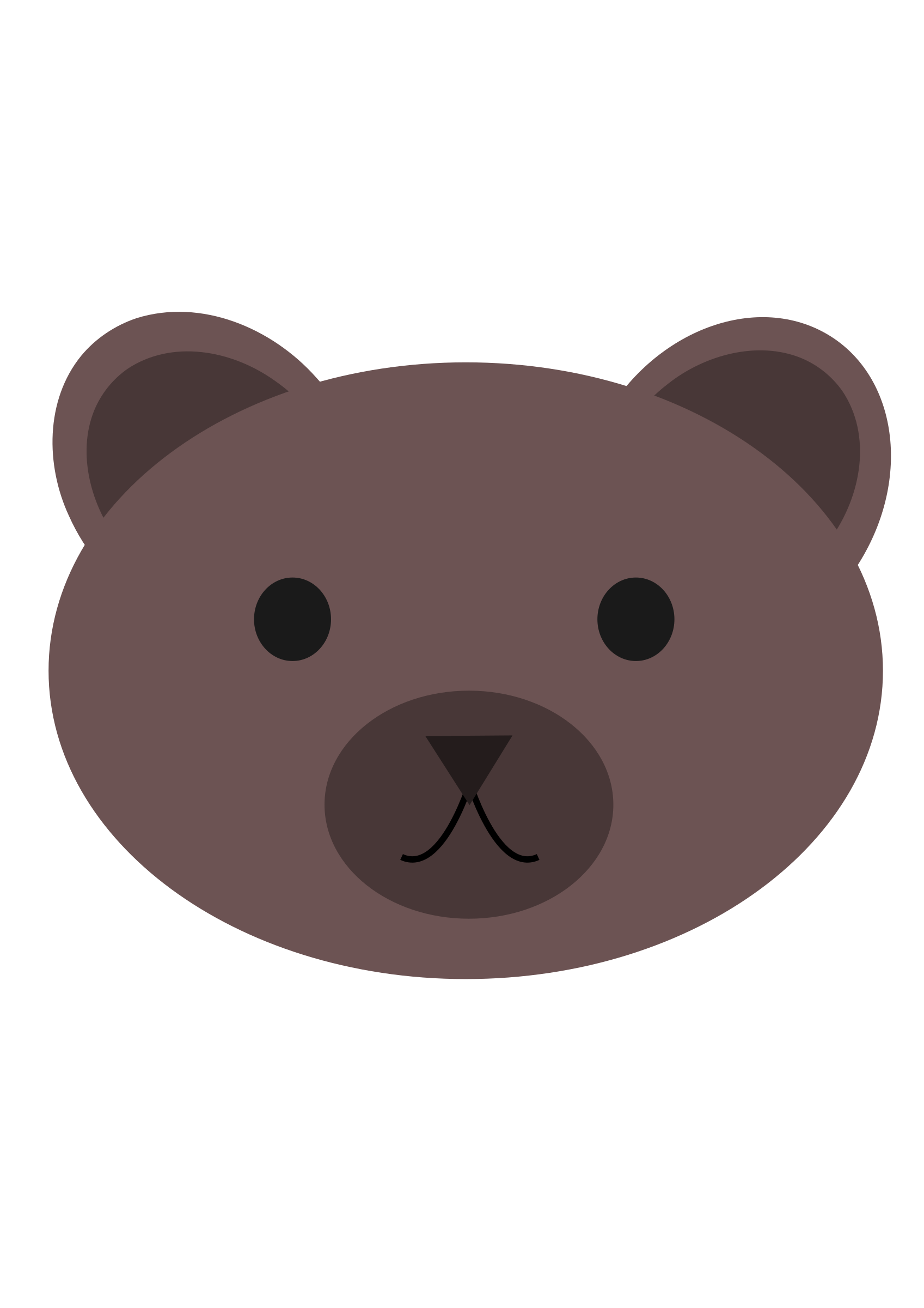 Bear by ching