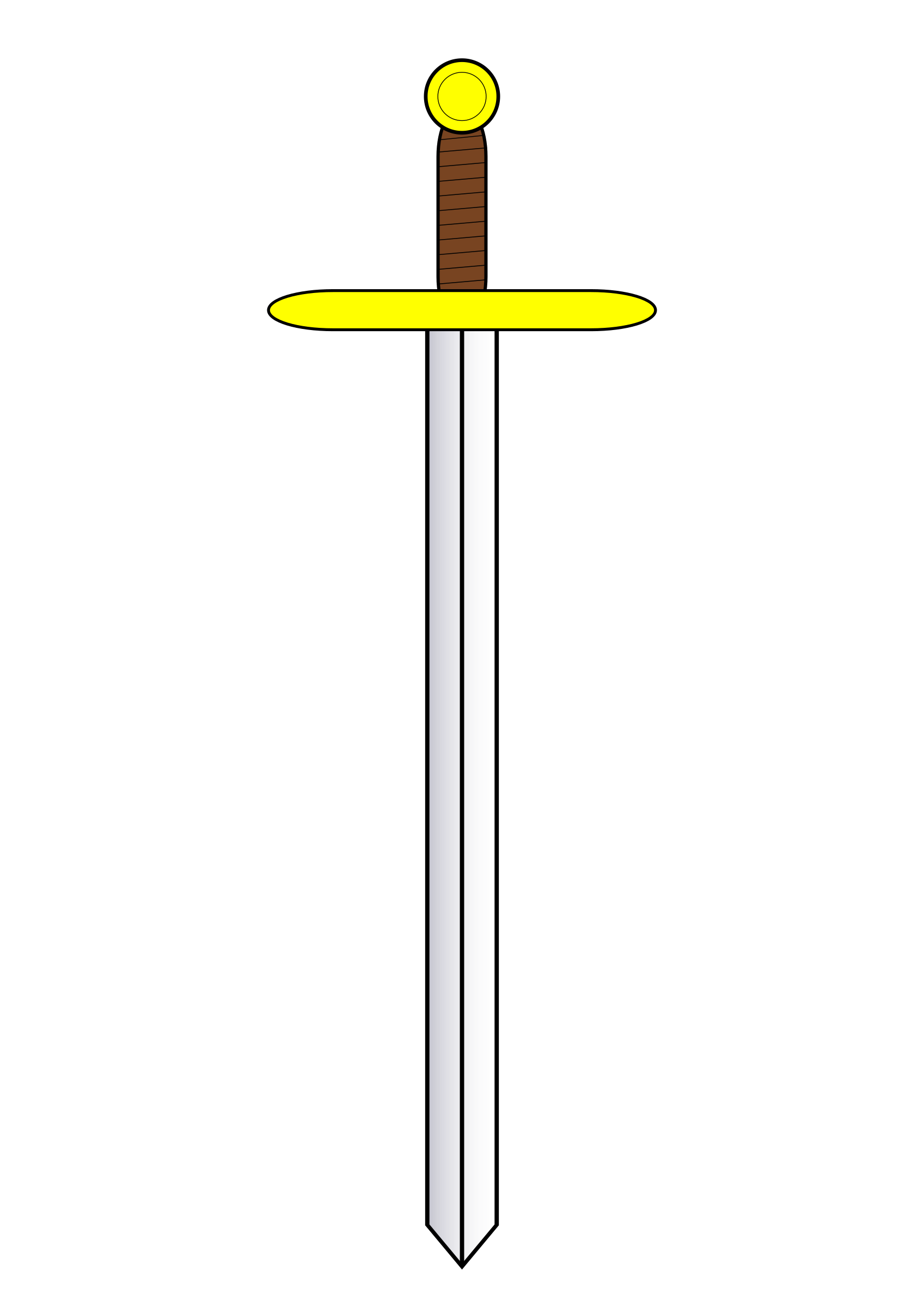 sword proper by rhysfaber