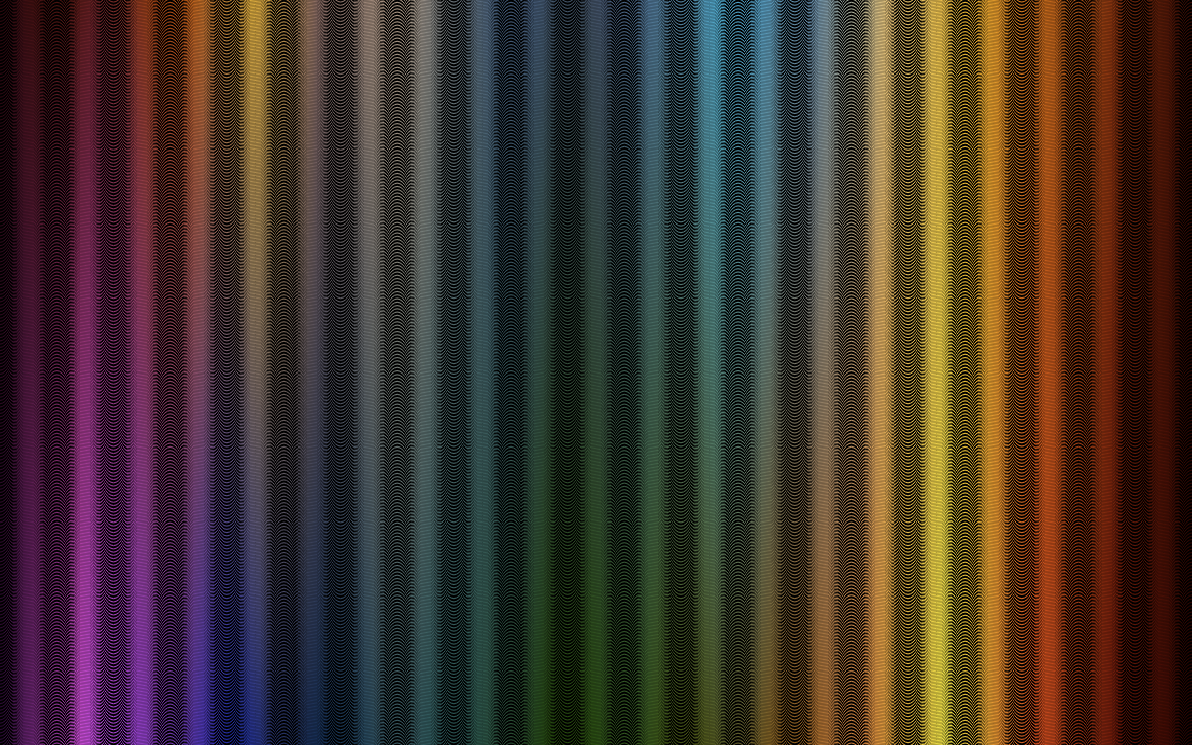 Abstract Prismatic Background by GDJ