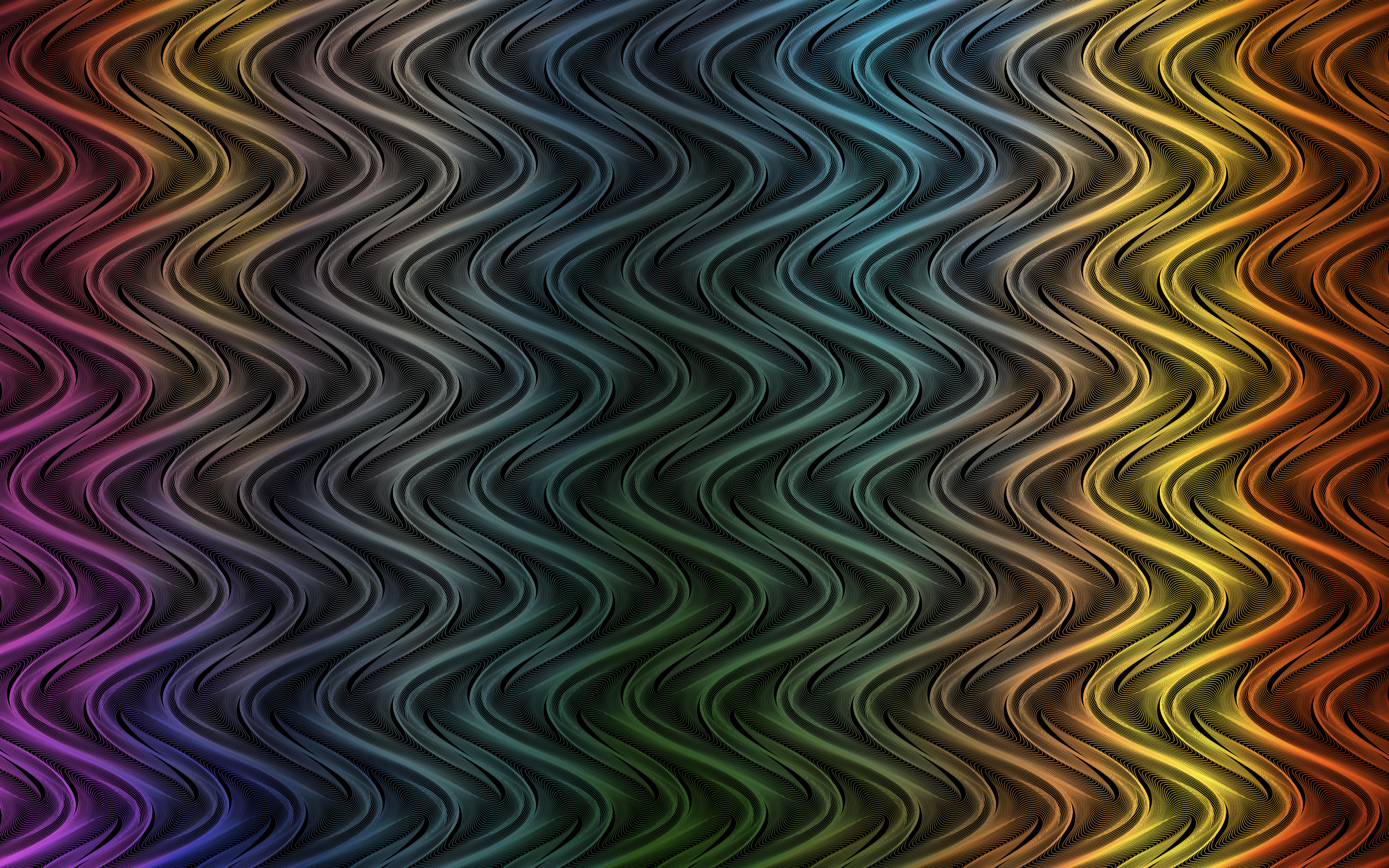 Abstract Prismatic Background 2 by GDJ