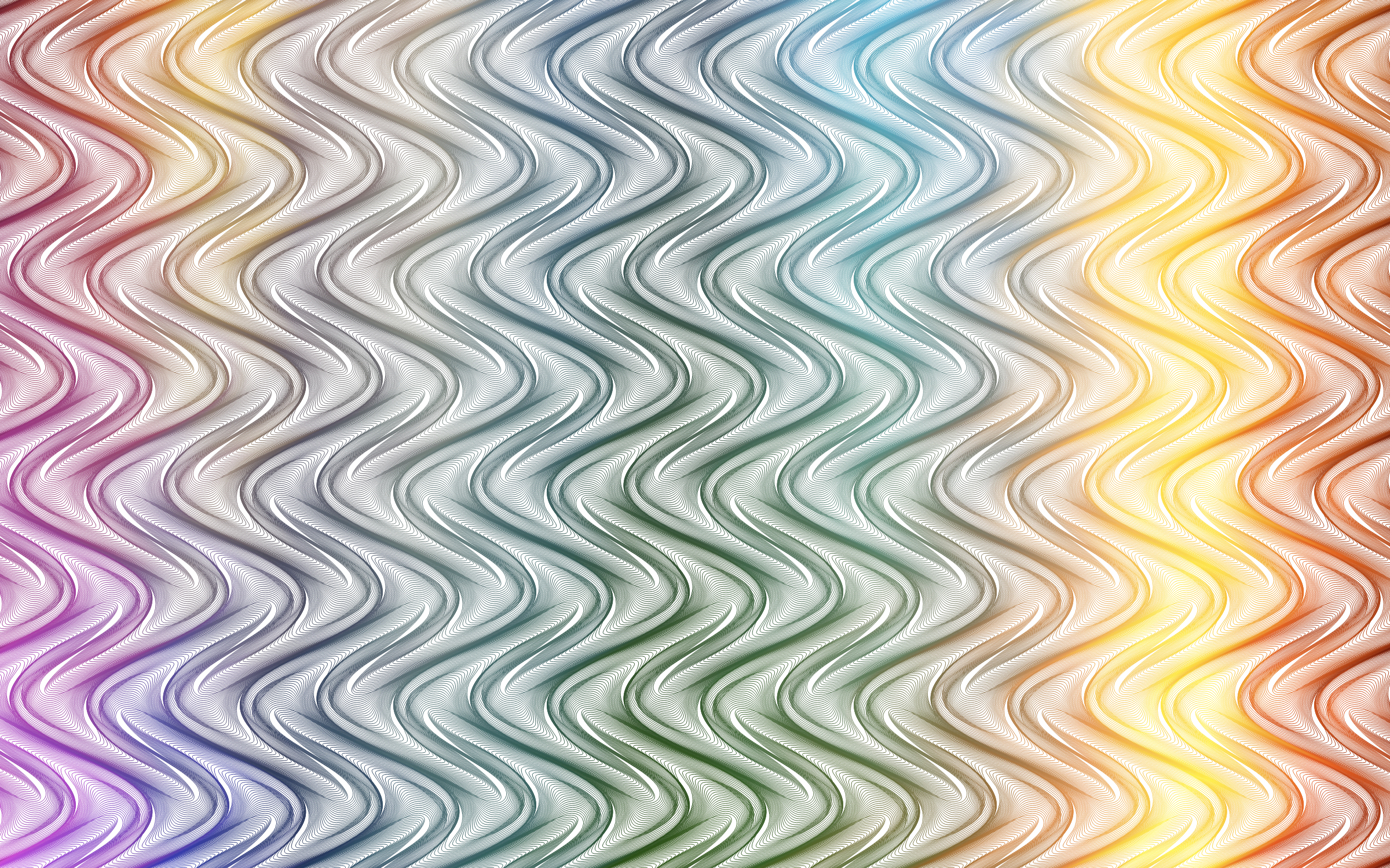 Abstract Prismatic Background 2 No Black by GDJ