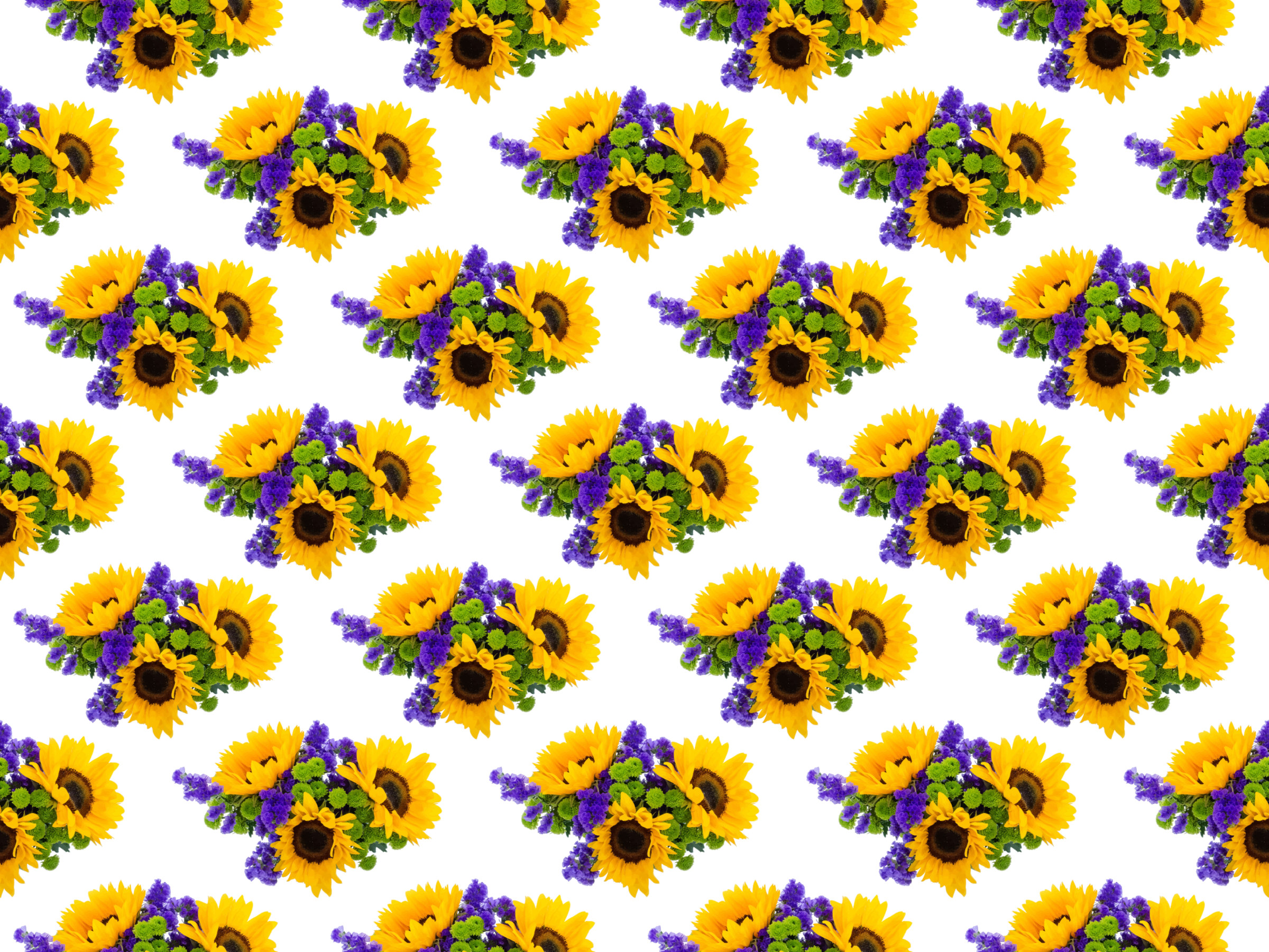 Flower pattern 6 by Firkin