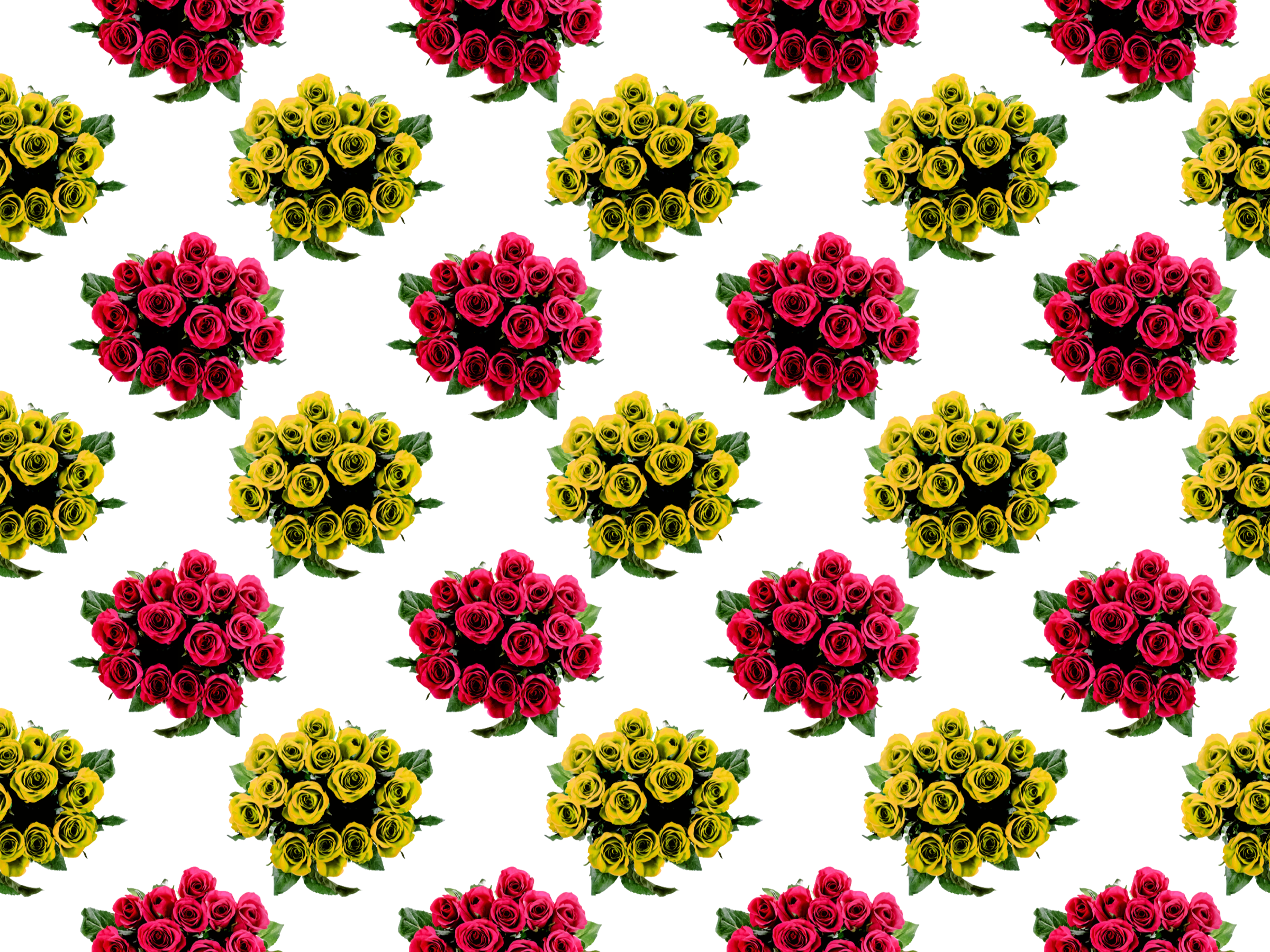 Roses pattern 2 by Firkin