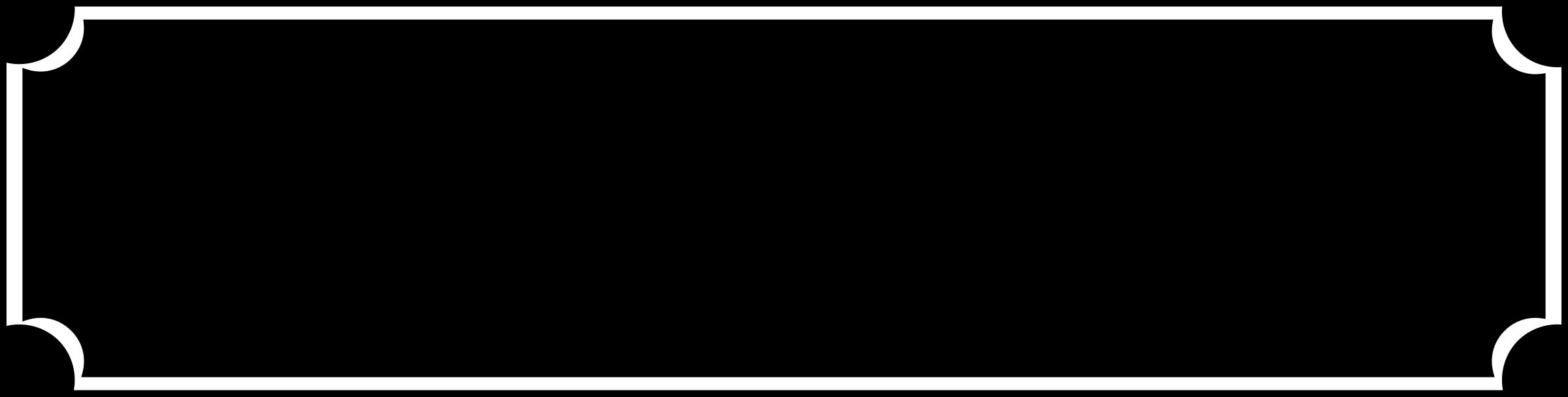 Clipart - Empty Banner