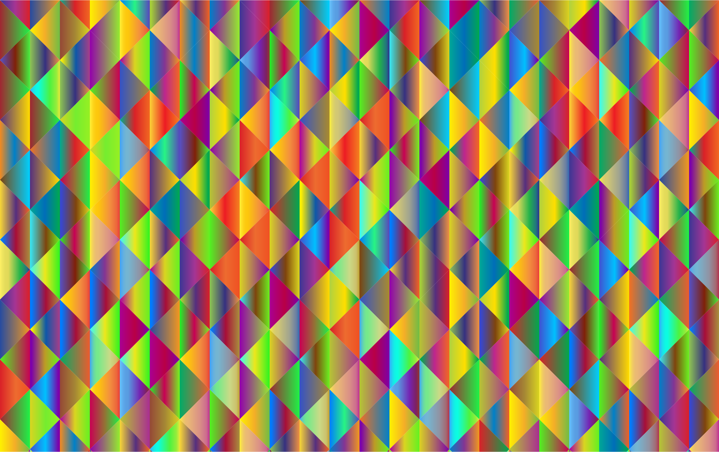 Prismatic Triangular Background Design Mark II 3 by GDJ