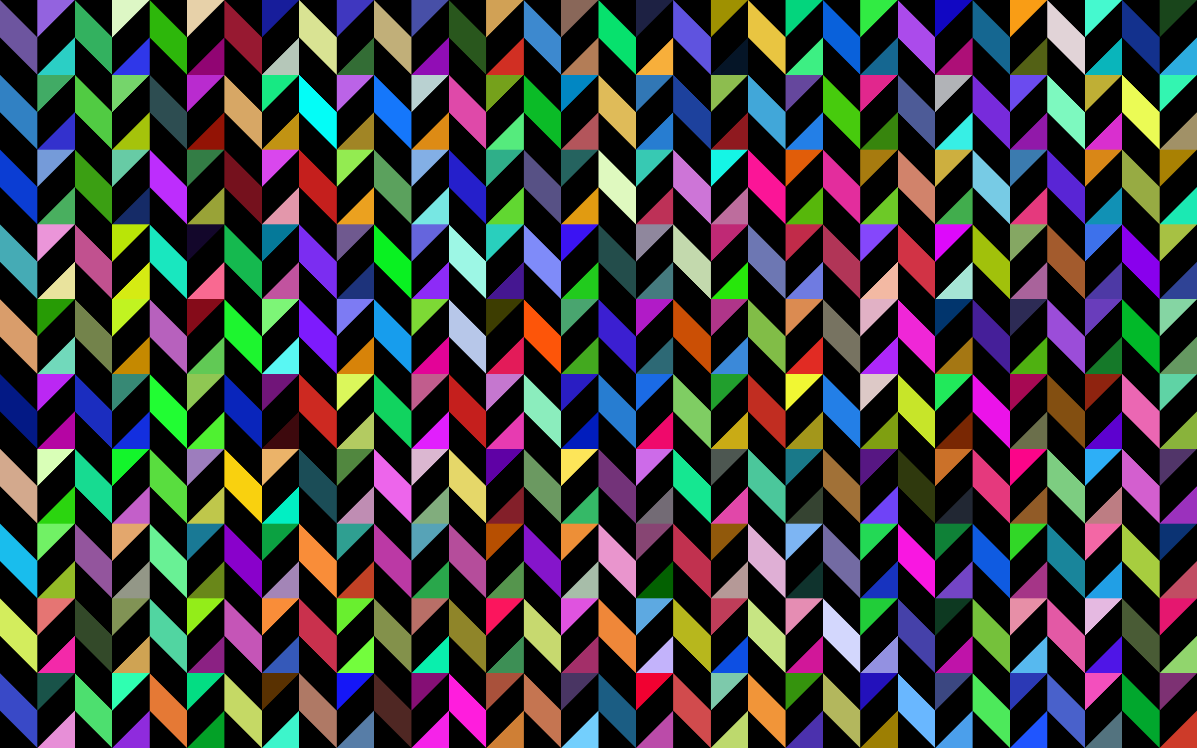 Prismatic Geometric Pattern Background by GDJ