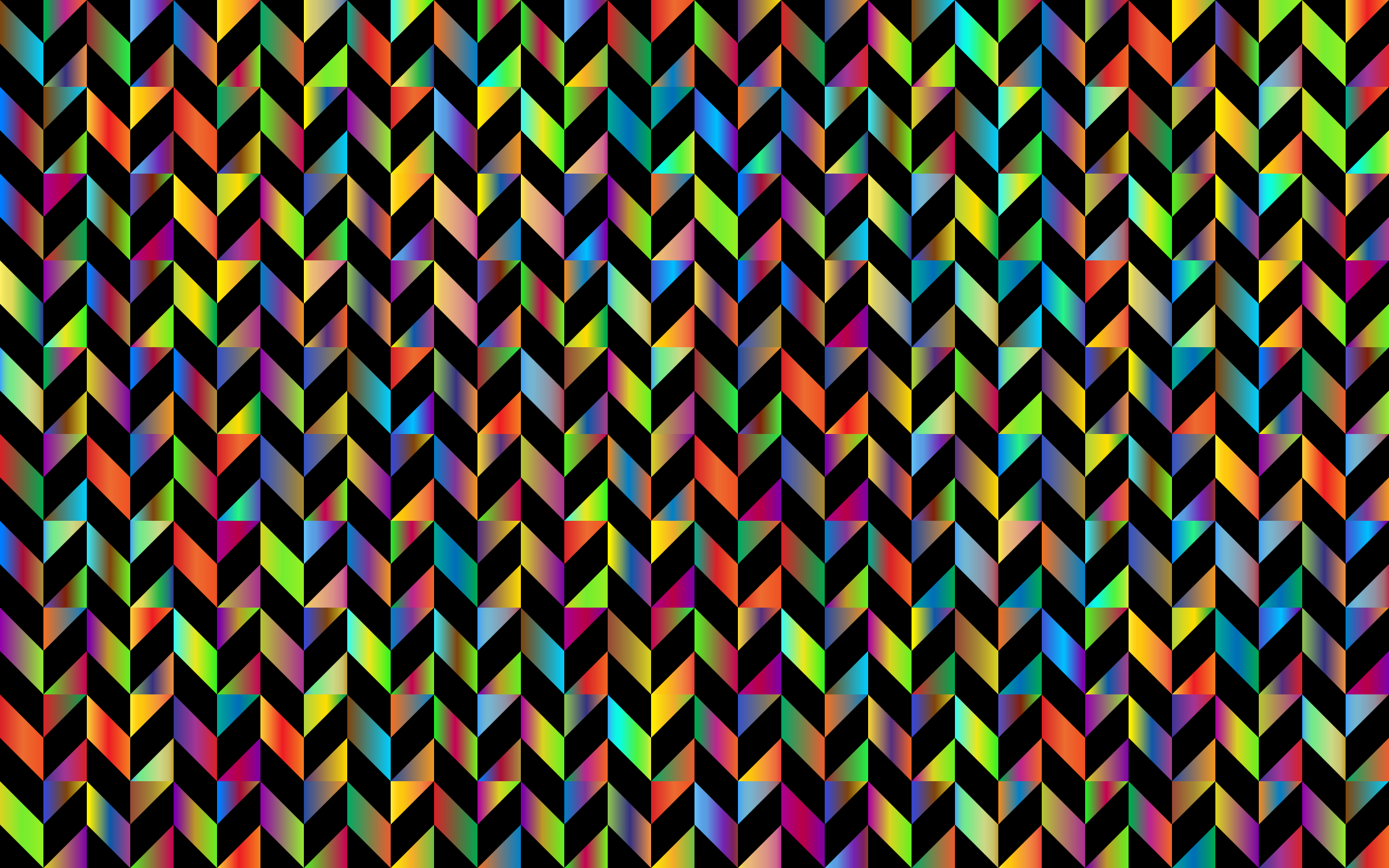 Prismatic Geometric Pattern Background 2 by GDJ