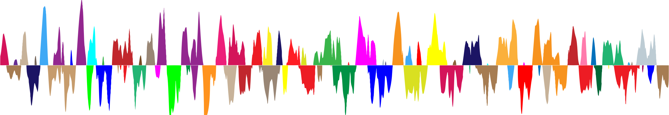 Prismatic Sound Wave Zoomed by GDJ