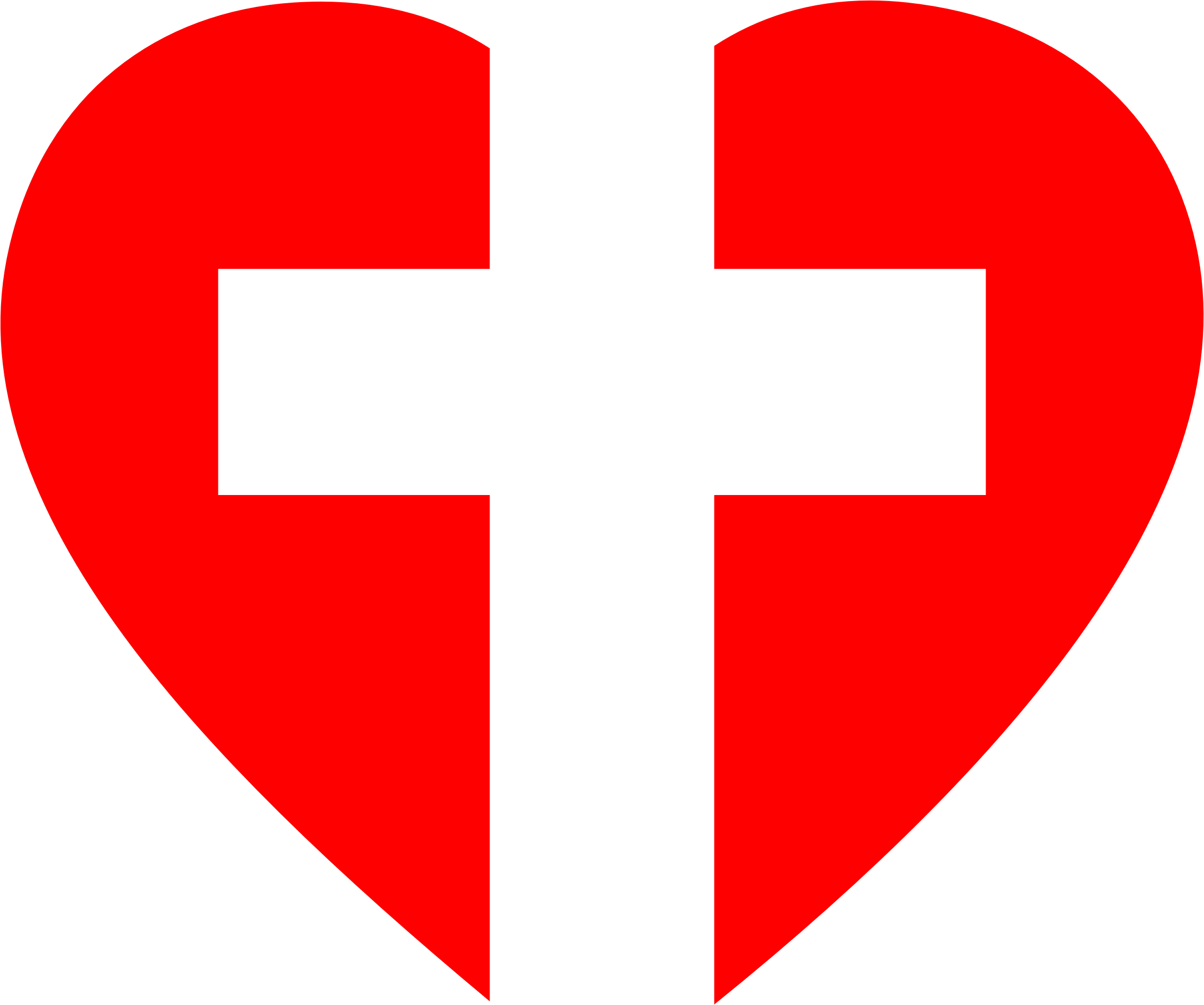 Heart Cross by GDJ