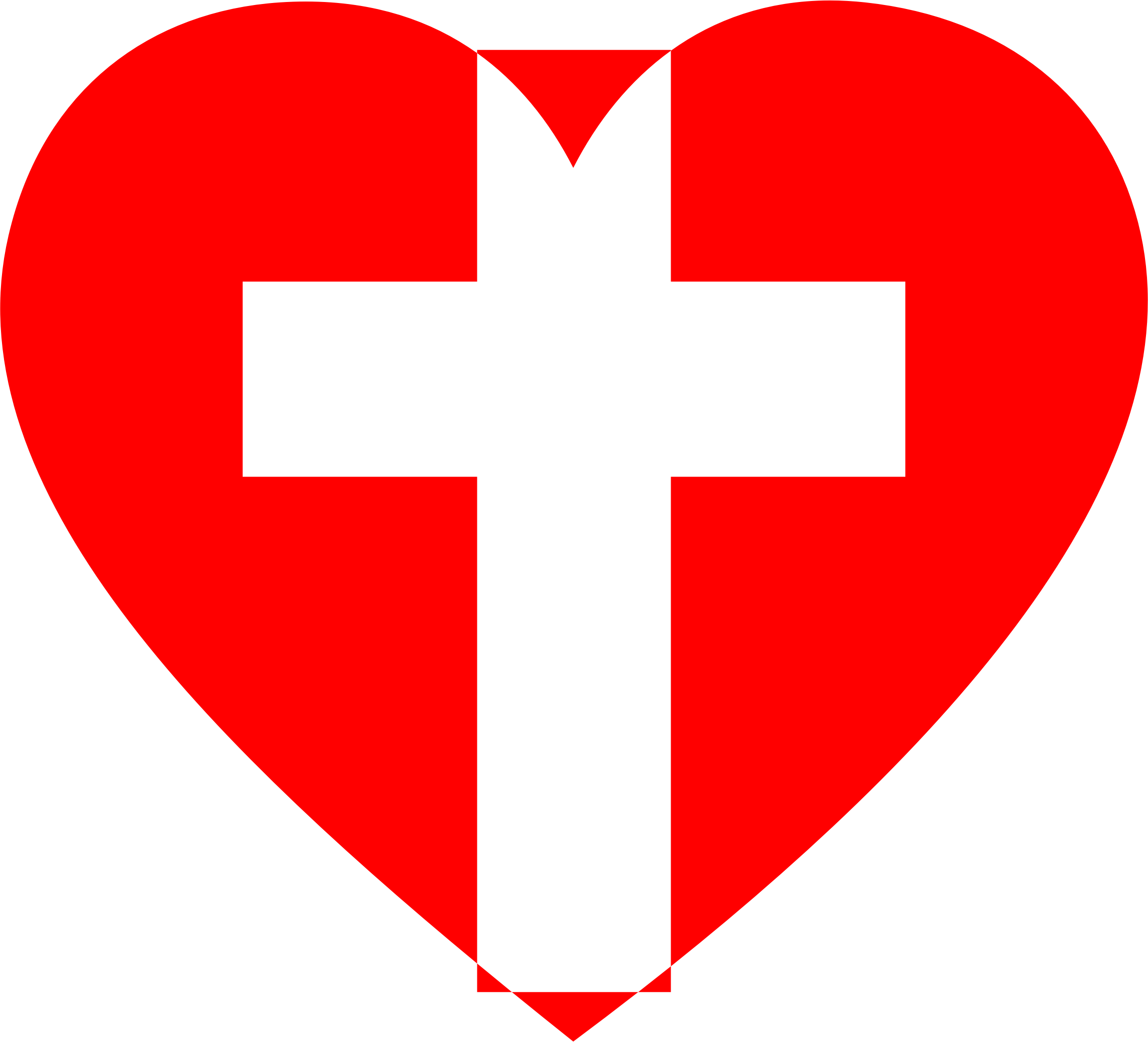 Heart Cross 2 by GDJ