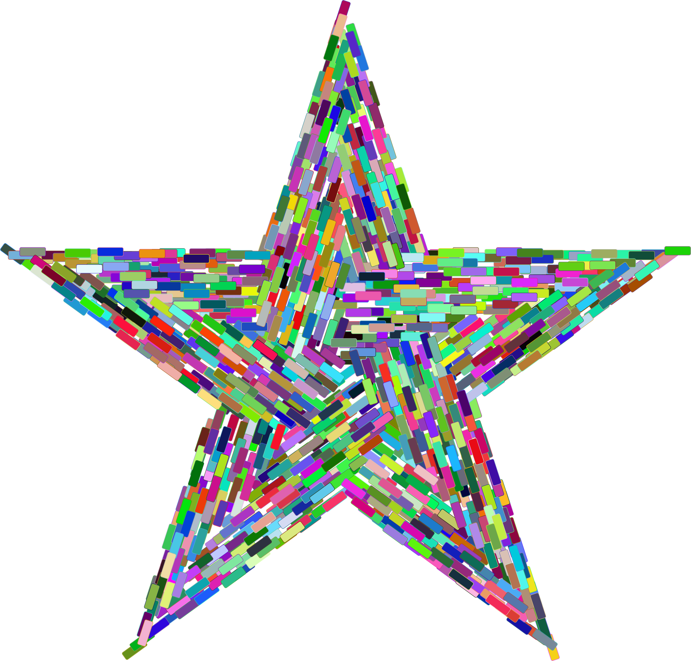Prismatic Rectangular Star by GDJ