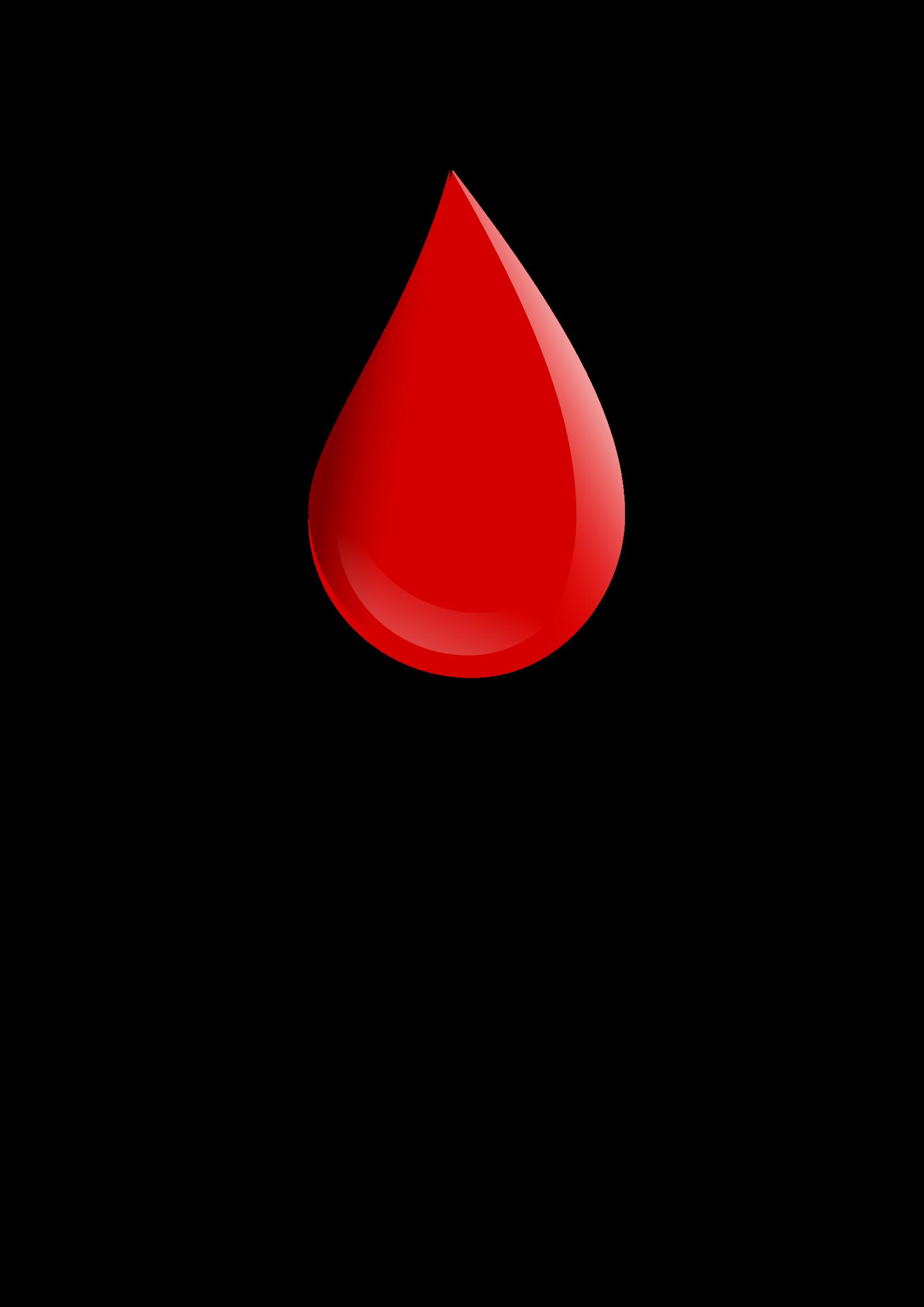 Blood drop by jazzfunman