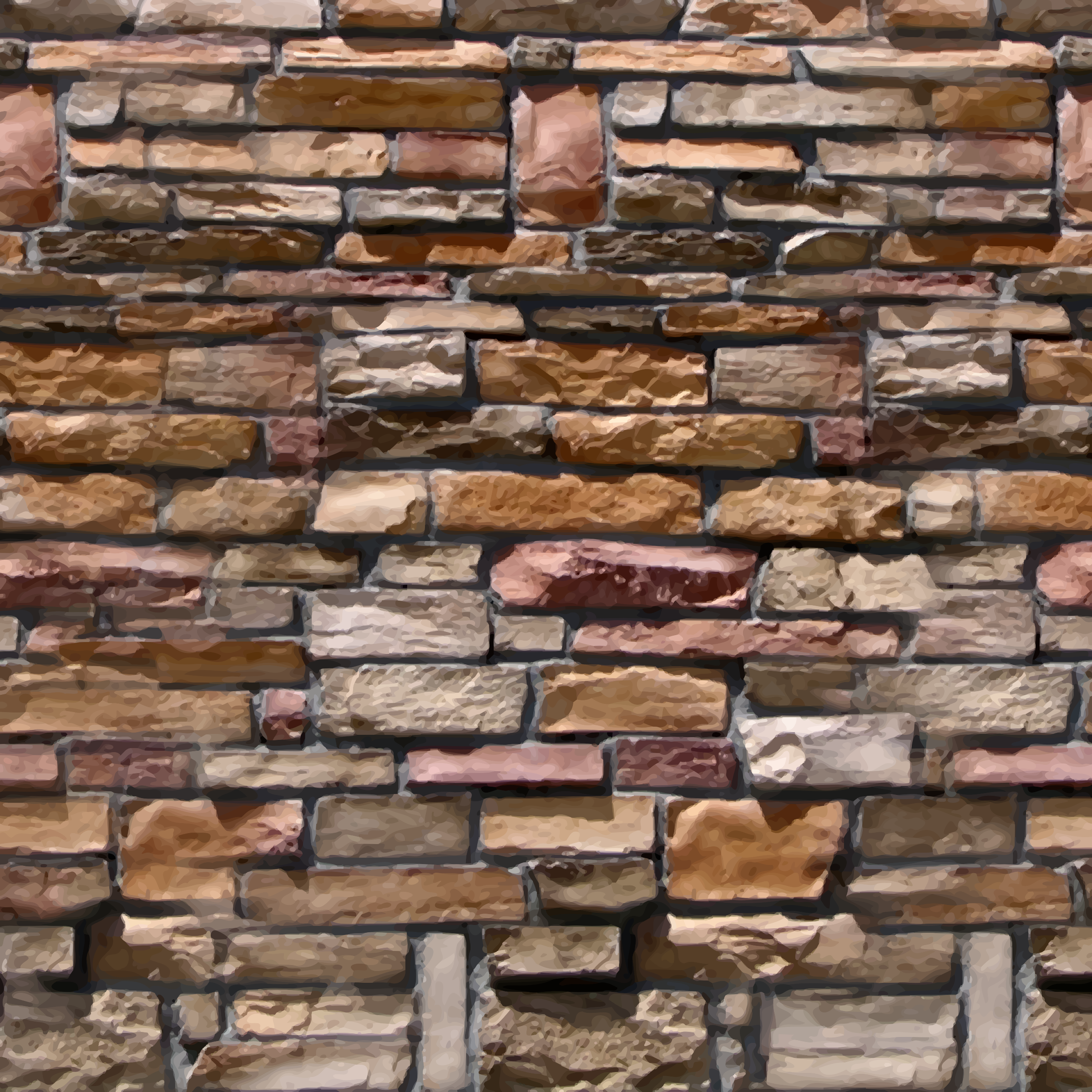 Stone wall 6 by Firkin