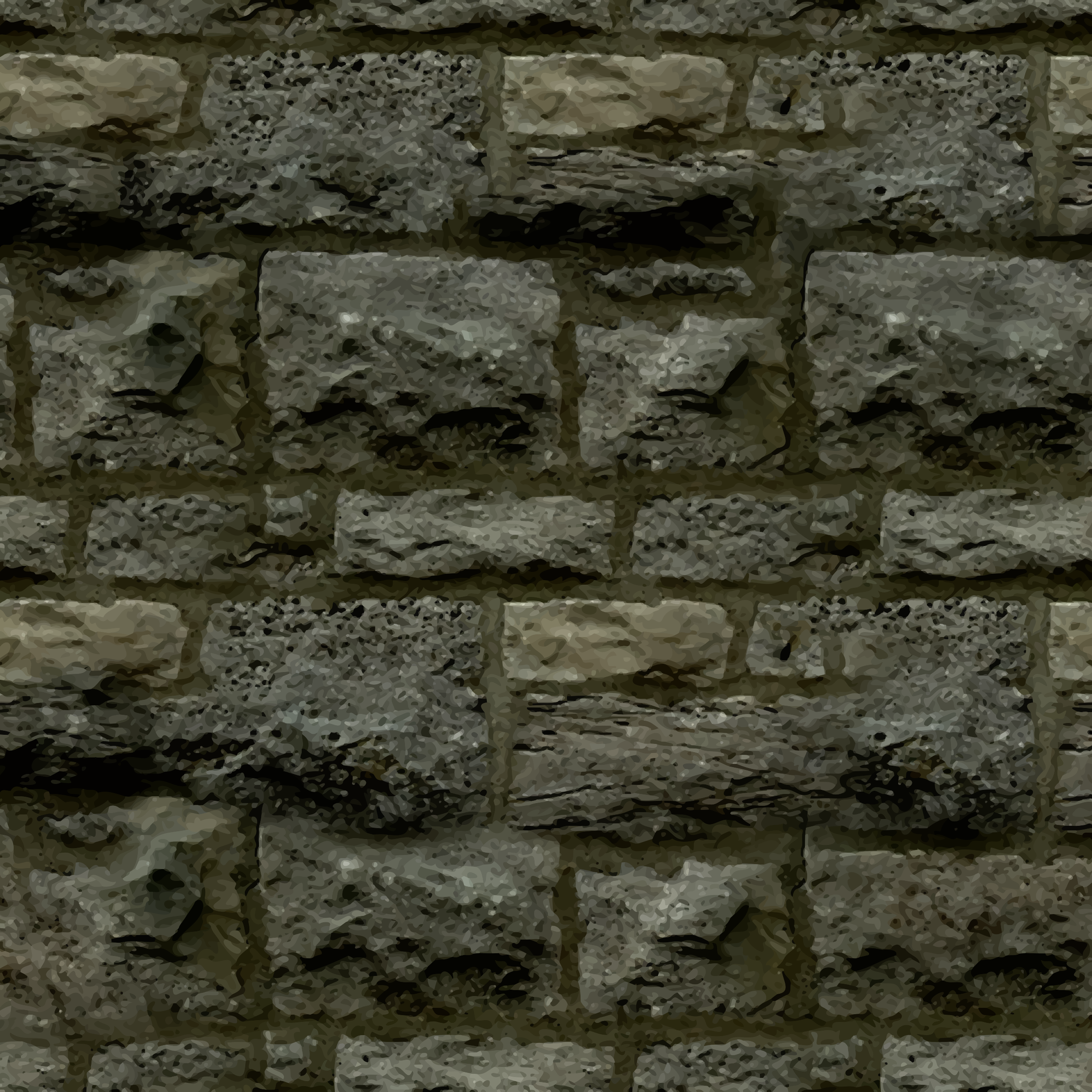 Stone wall 8 by Firkin