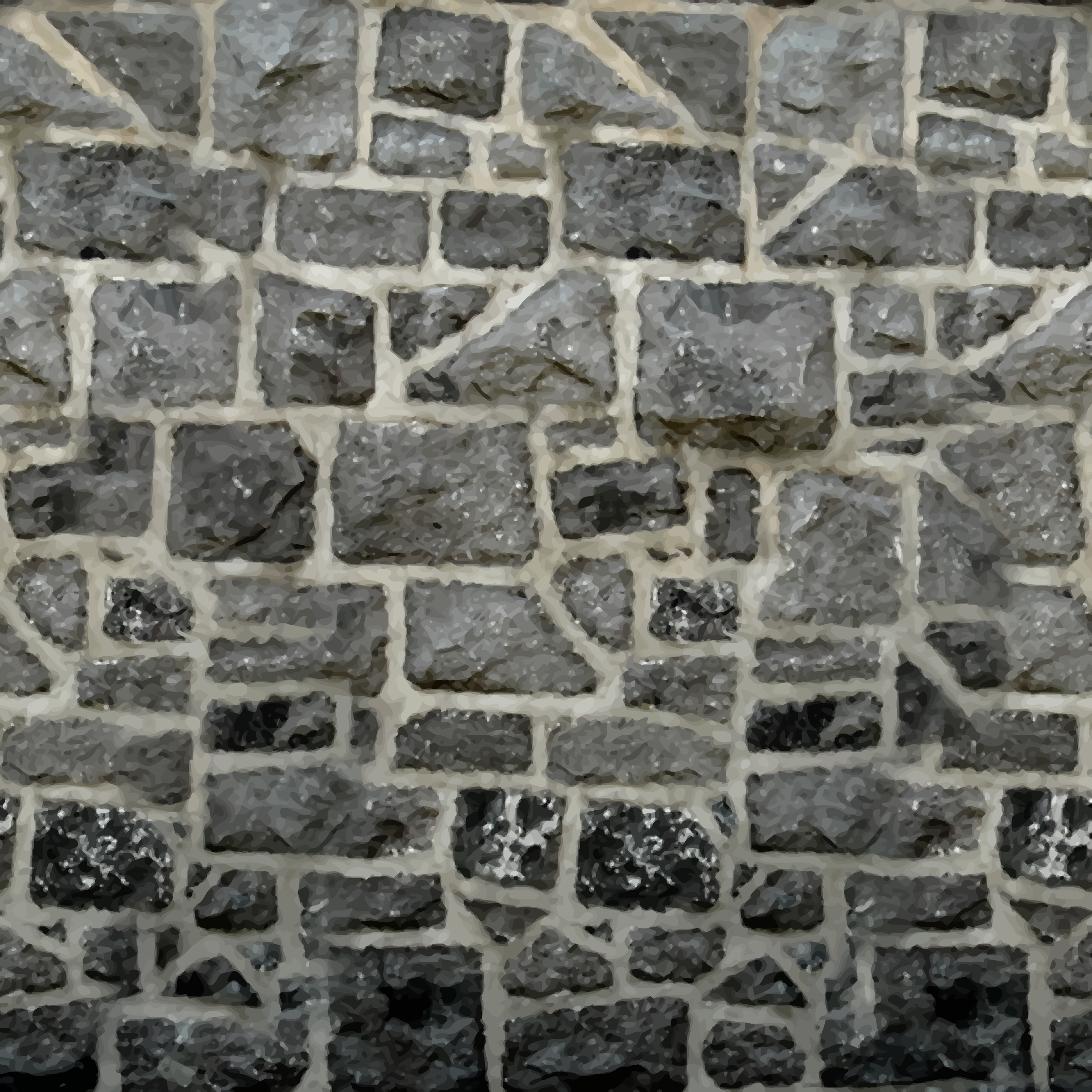 Stone wall 9 by Firkin