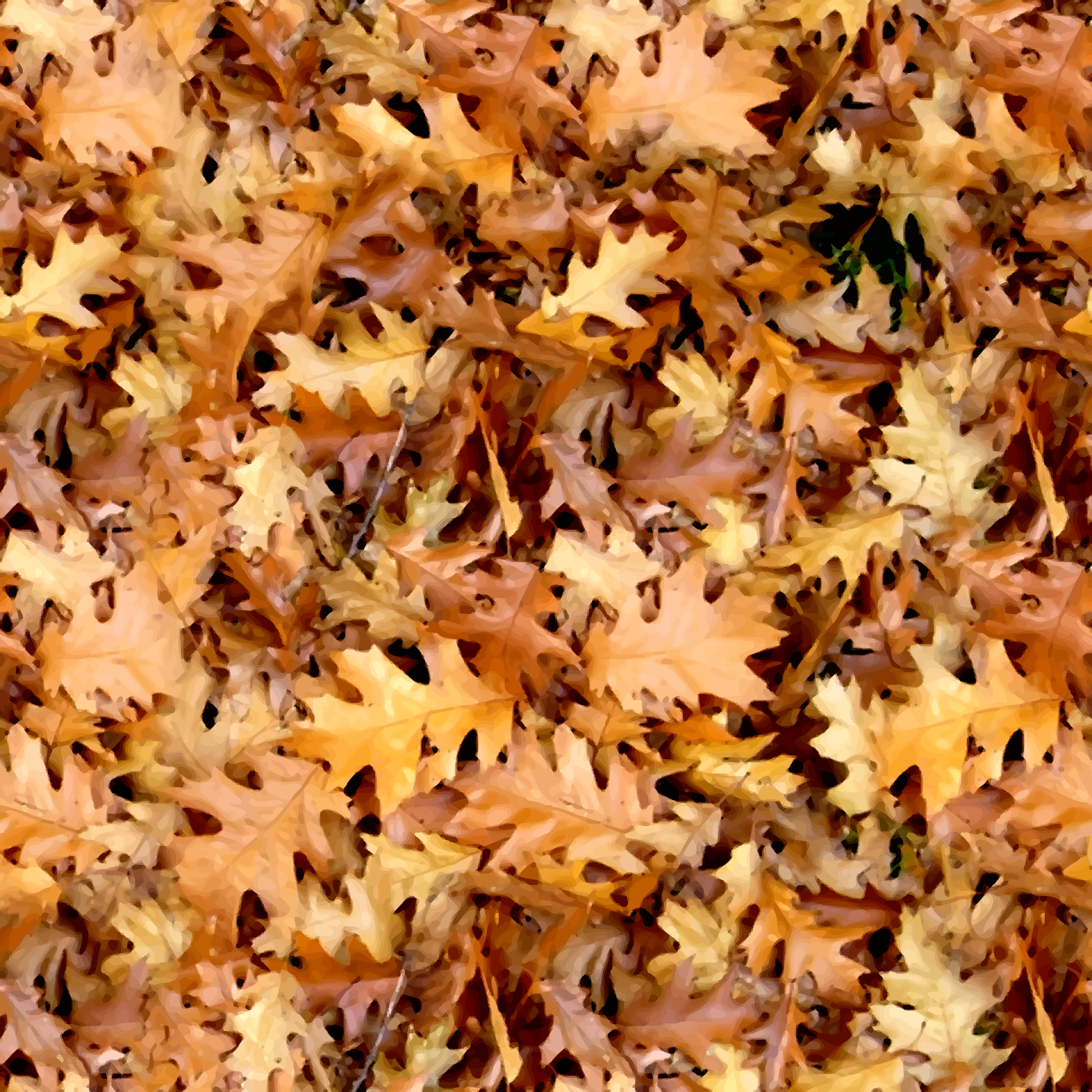 Autumn leaves 2 by Firkin
