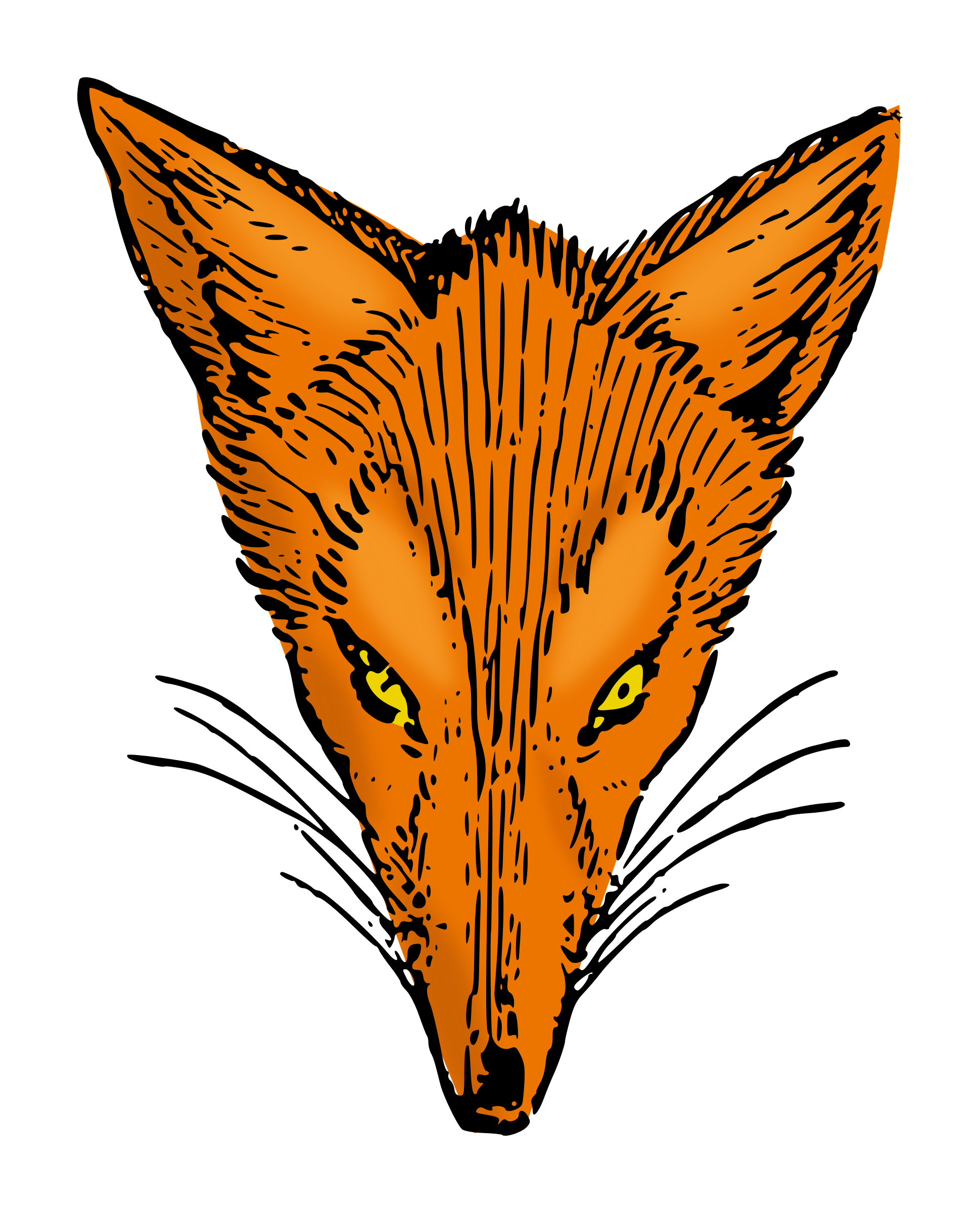 Lutz - Br'er Fox colored by pitr