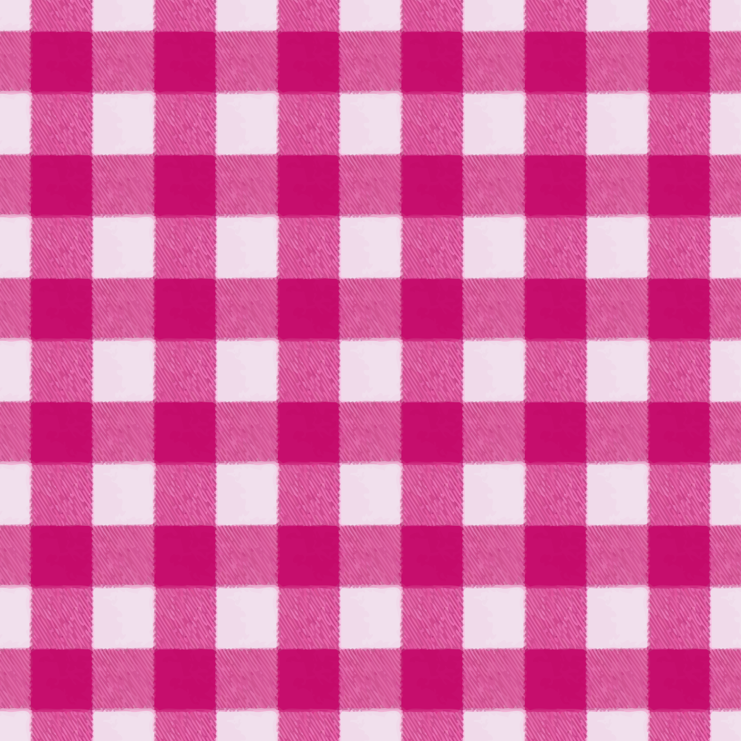 Chequered tablecloth (colour 2) by Firkin