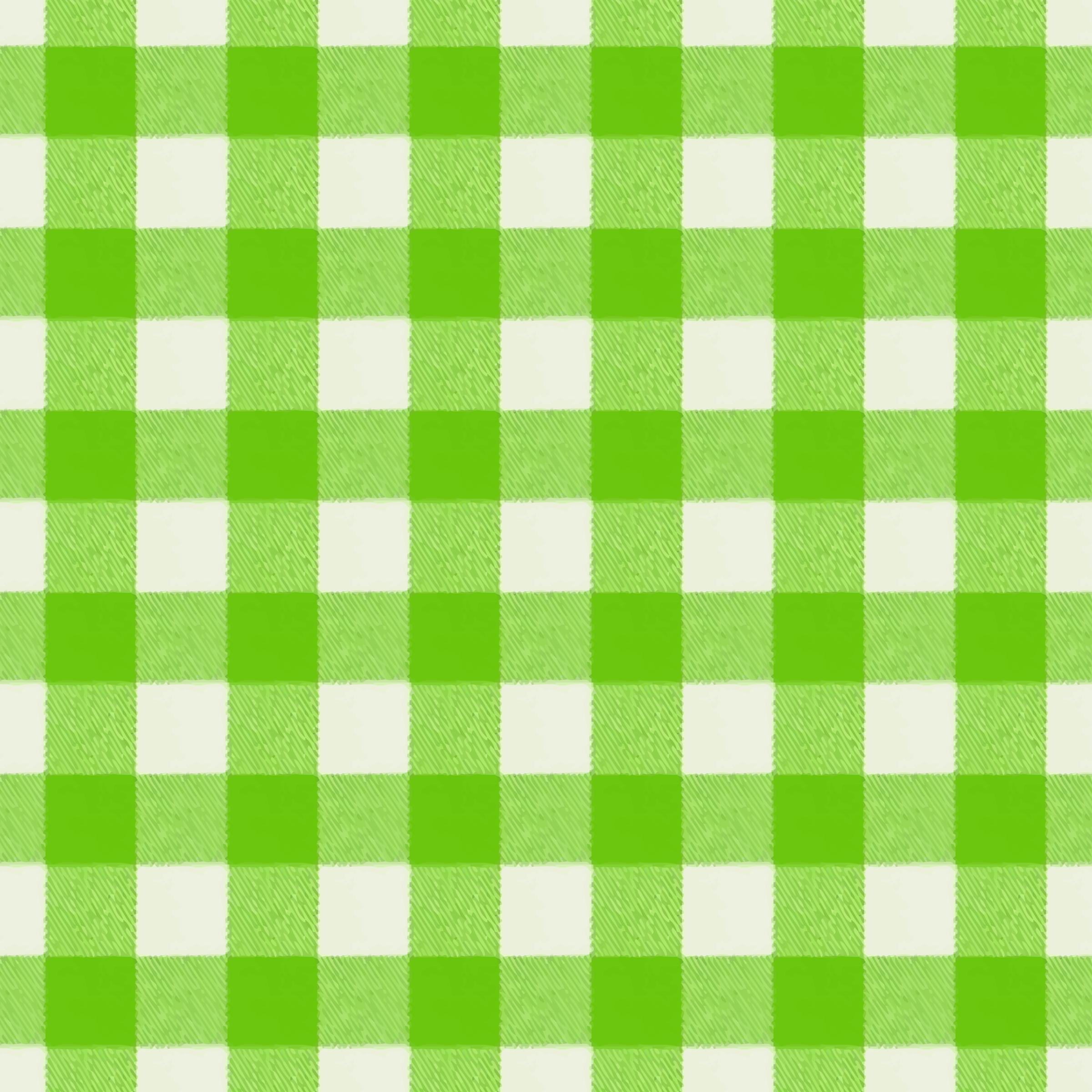 Chequered tablecloth (colour 3) by Firkin