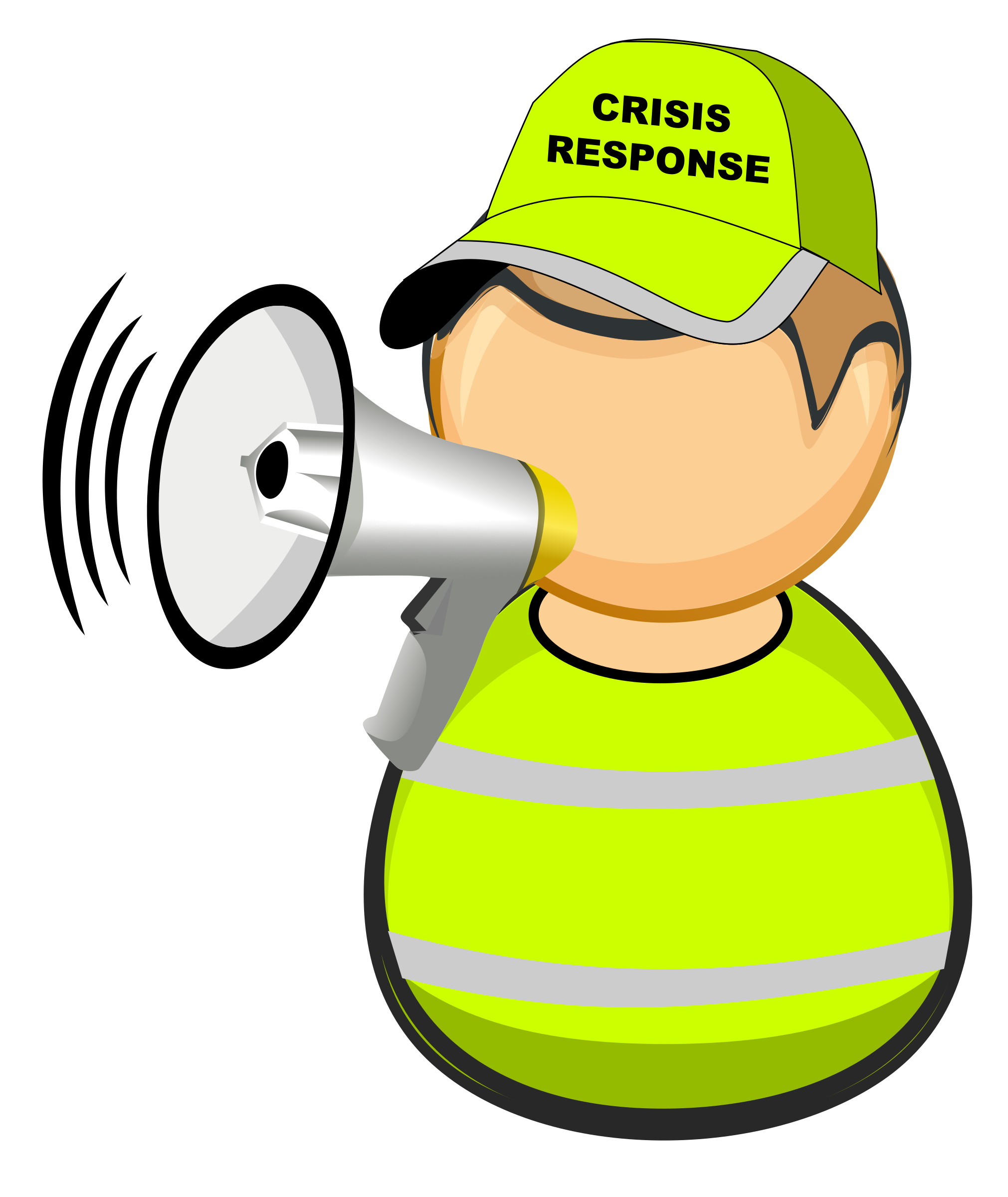 First responder - crisis response worker by Juhele