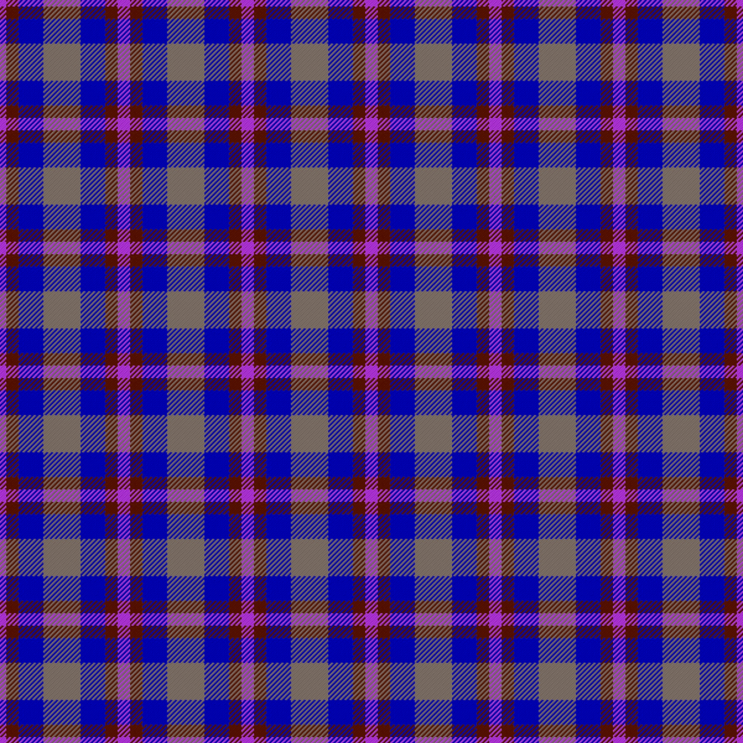 Tartan (colour 3) by Firkin