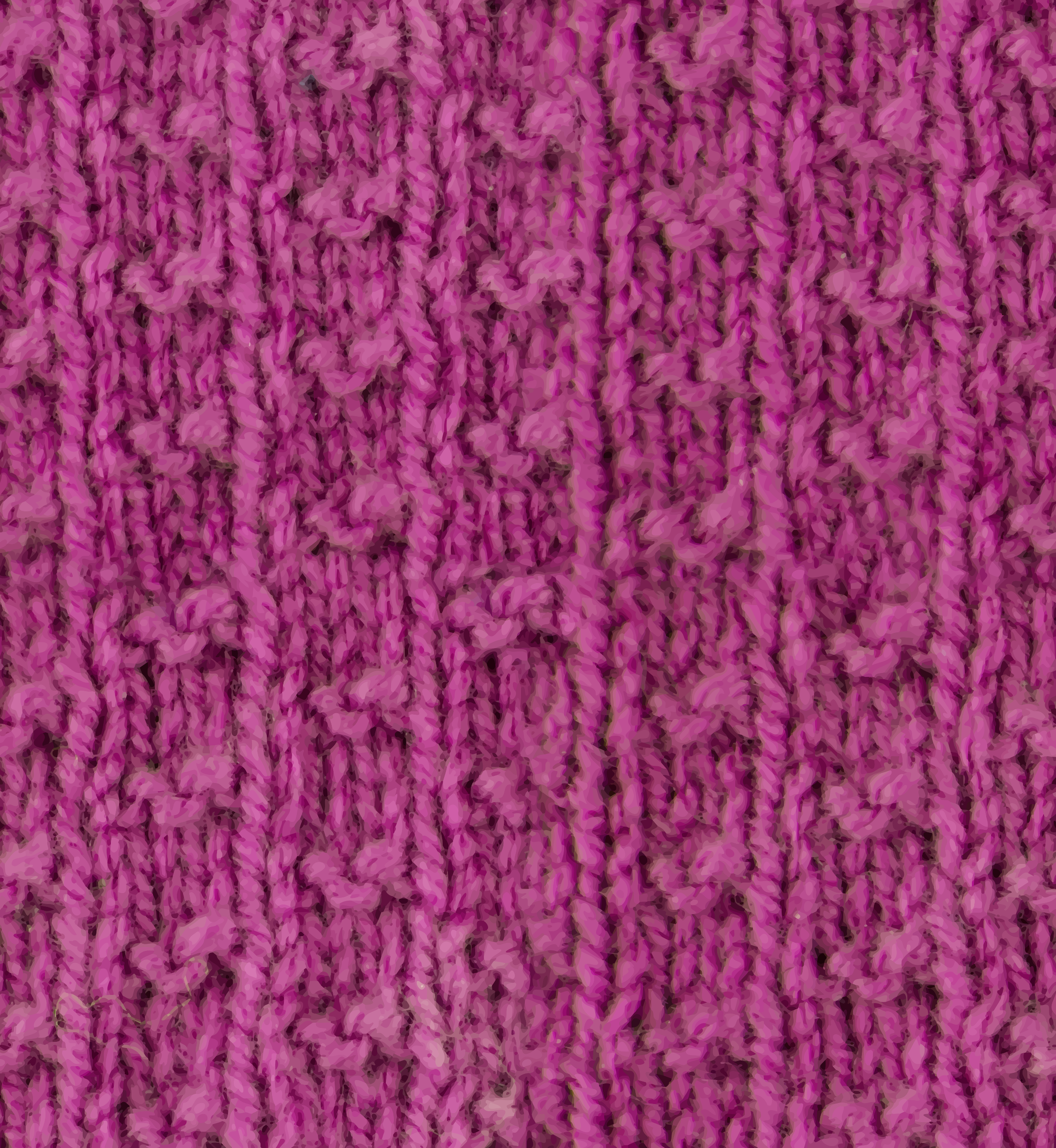 Knitted wool 2 (colour 3) by Firkin