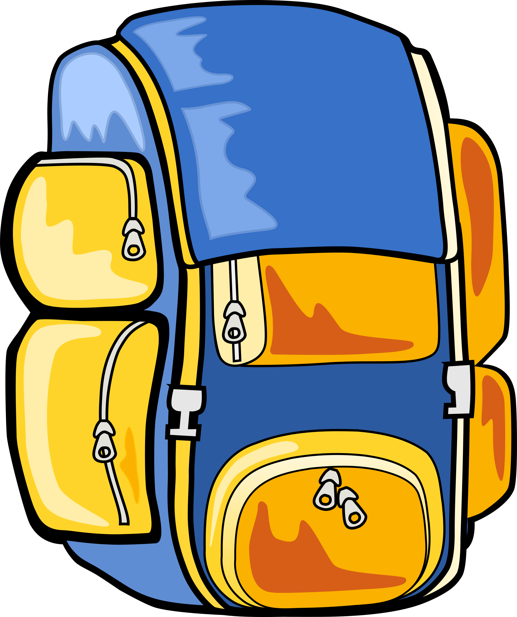 backpack by lalolalo