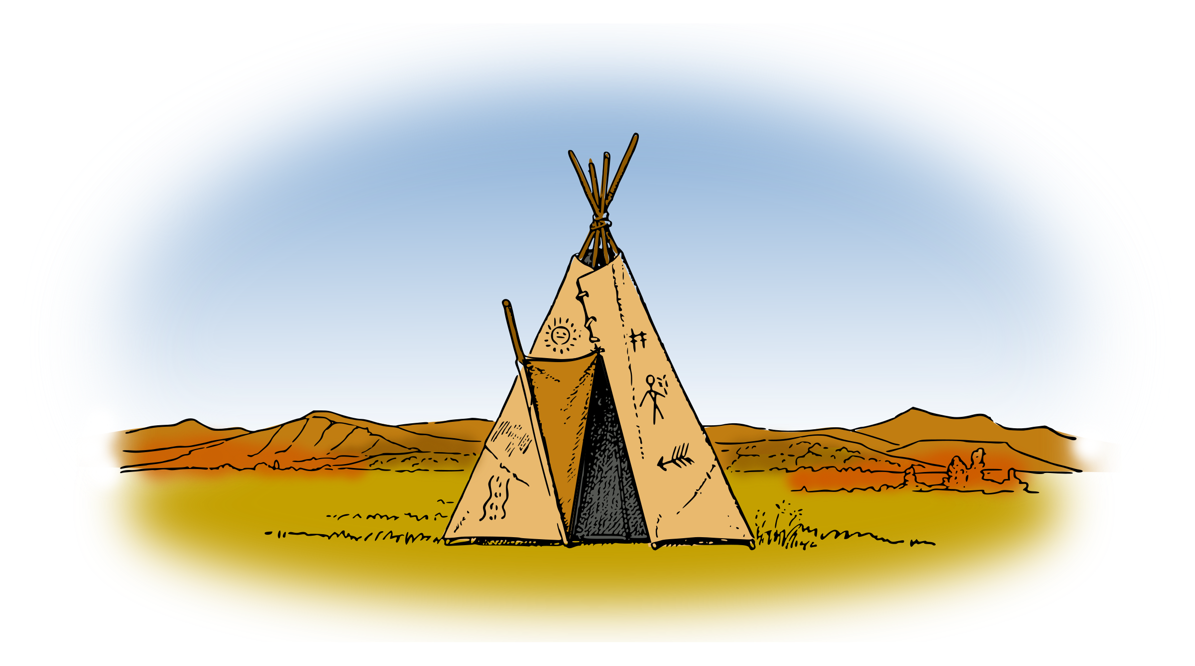 Lutz - tepee colored by pitr