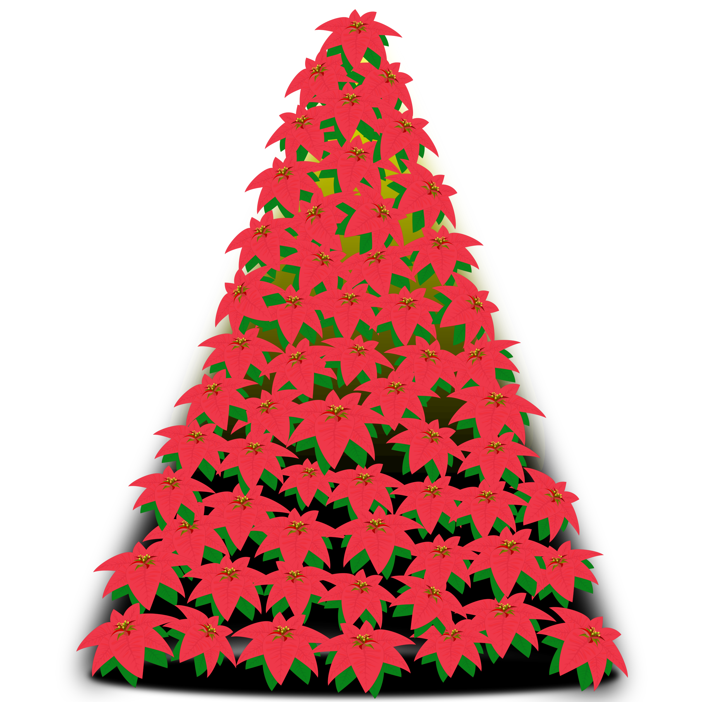 Christmas tree by jpenrici