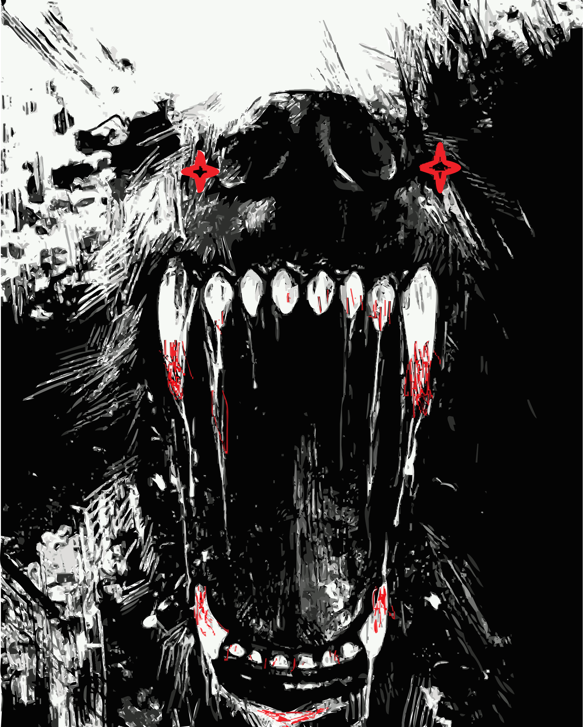 fangs reworked by rlouisell2010