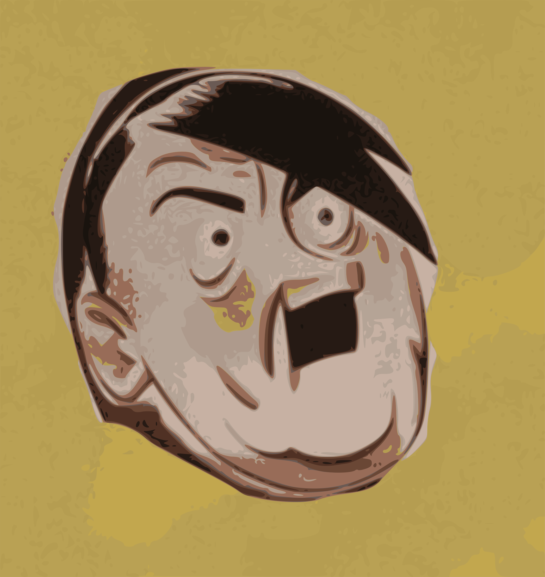 Hitler's Head by j4p4n