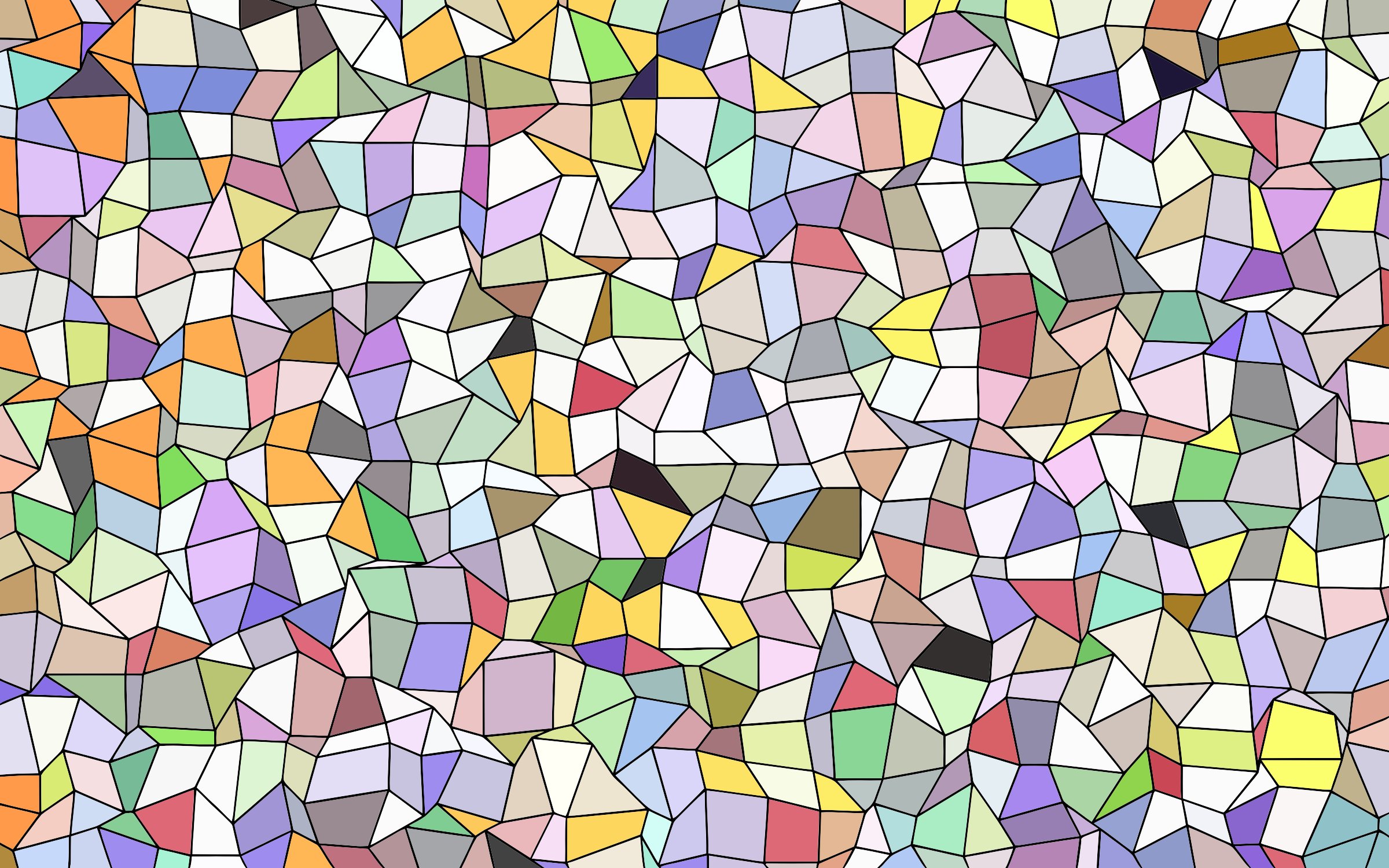 Mosaic background 2 by Firkin