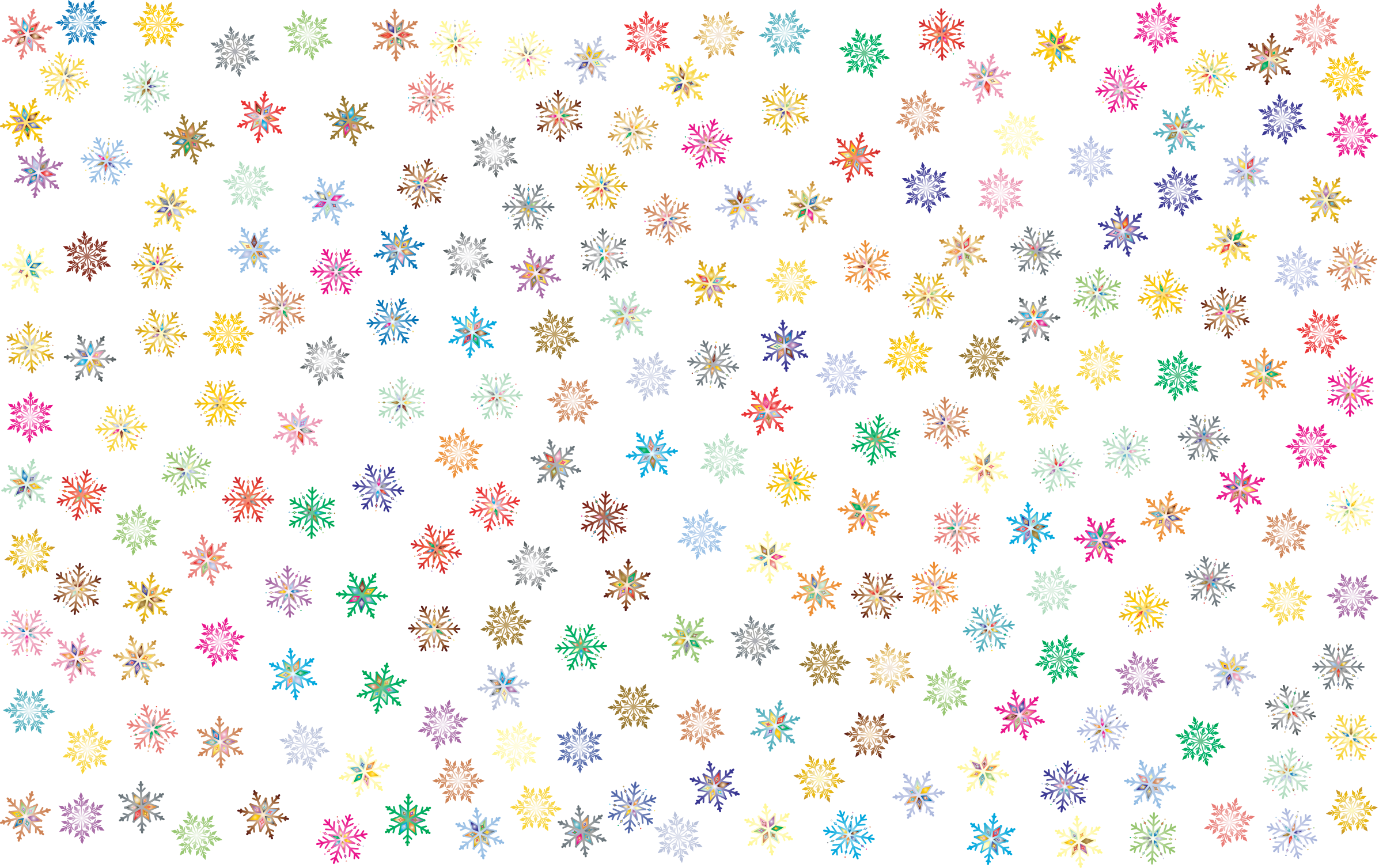 Png snowflakes background impremedia