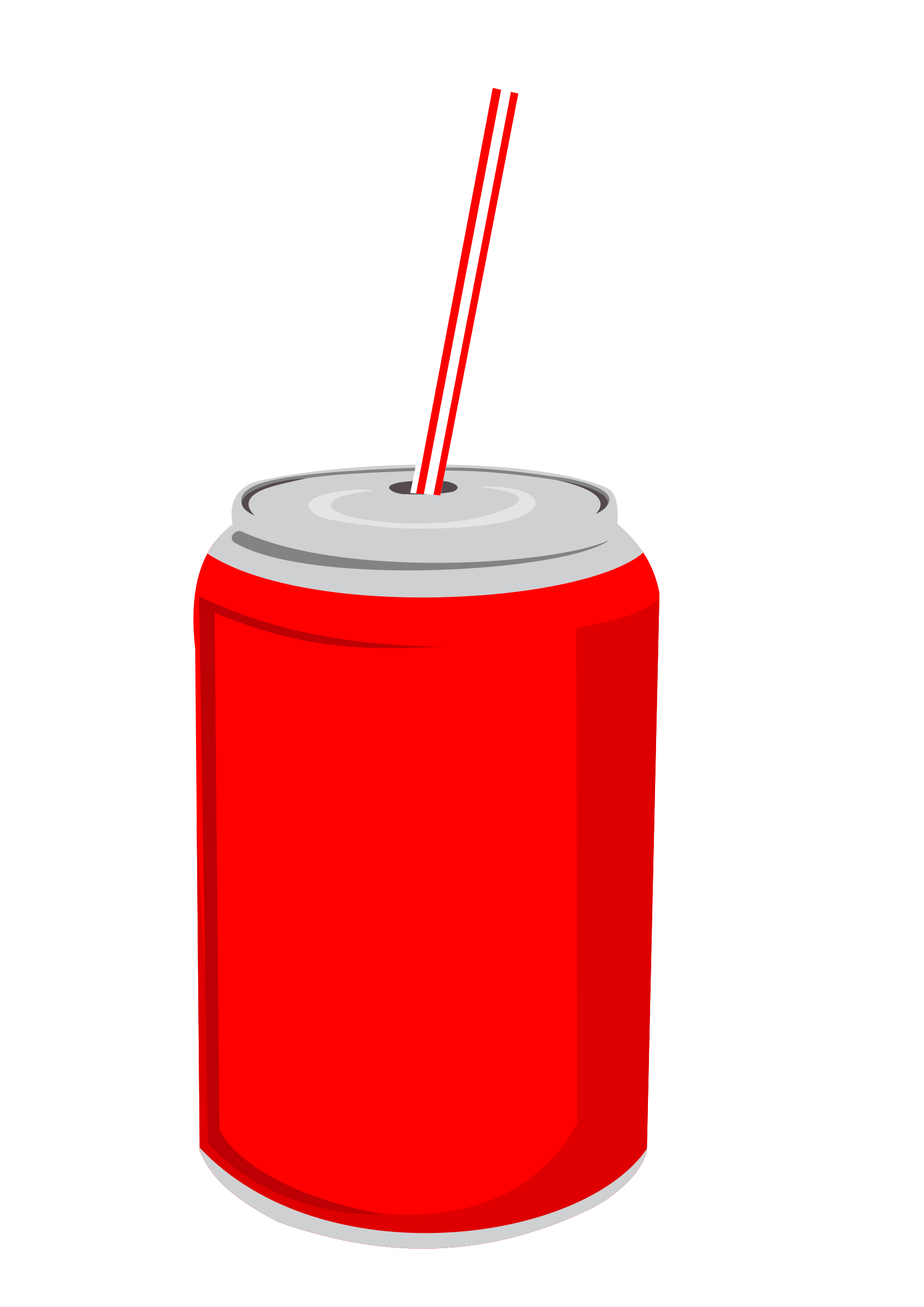 clipart soda refrigerante crushed soda can clipart soda can clipart black and white