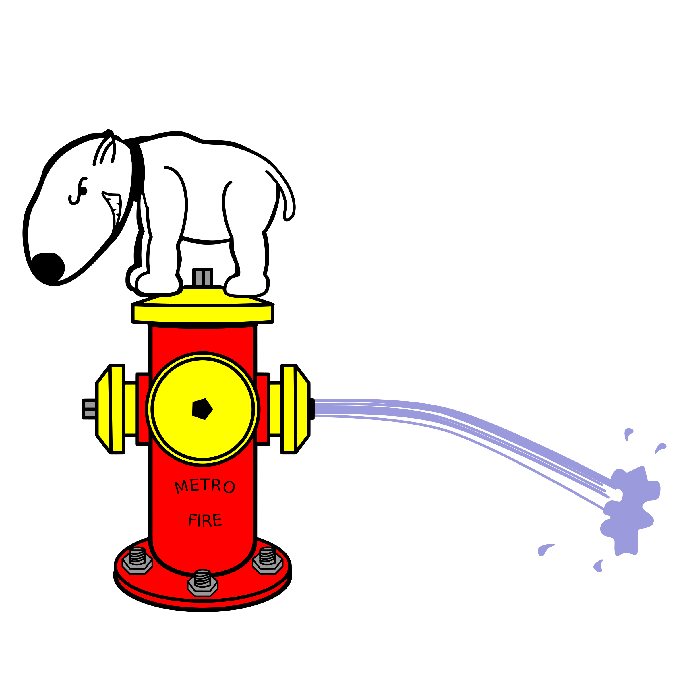 hydrant dog remix by Lazur URH