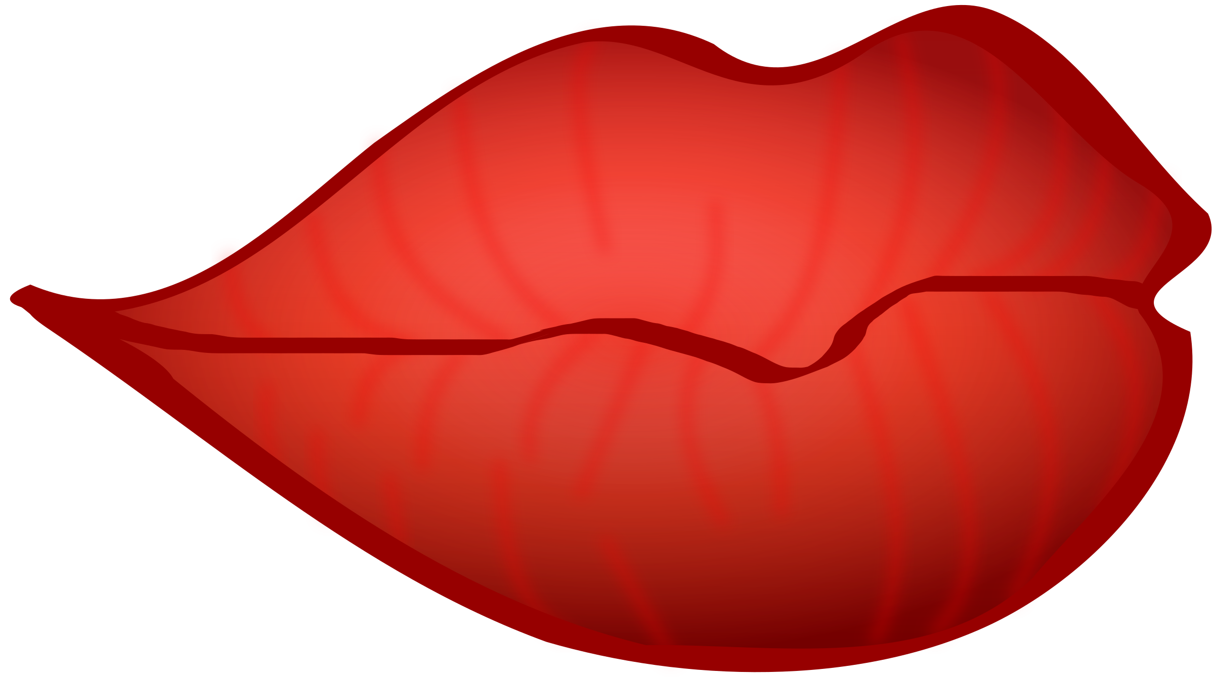 clipart of lips - photo #43