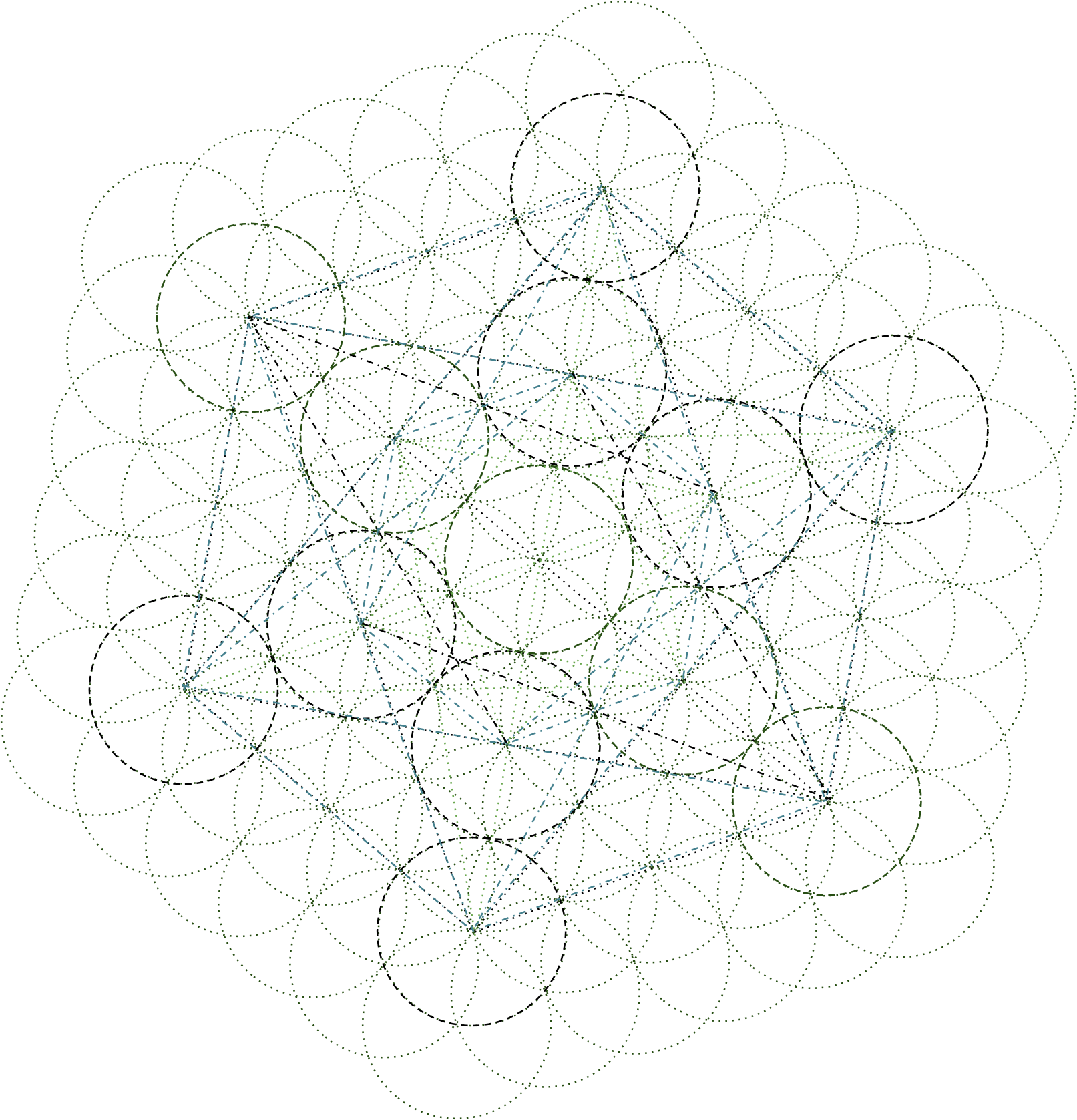 metatrons cube by howlar
