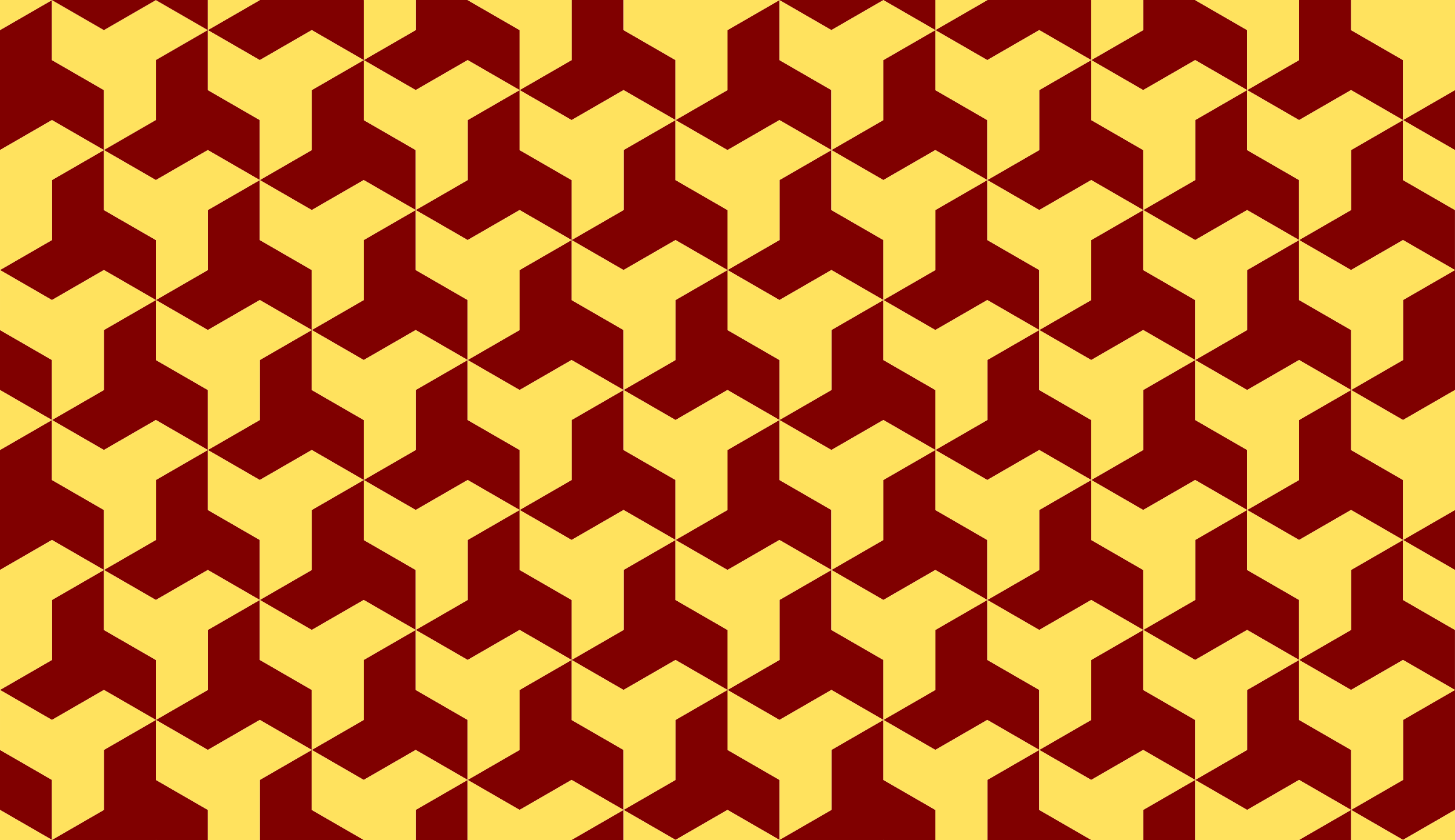 Tessellation 4 (colour 2) by Firkin
