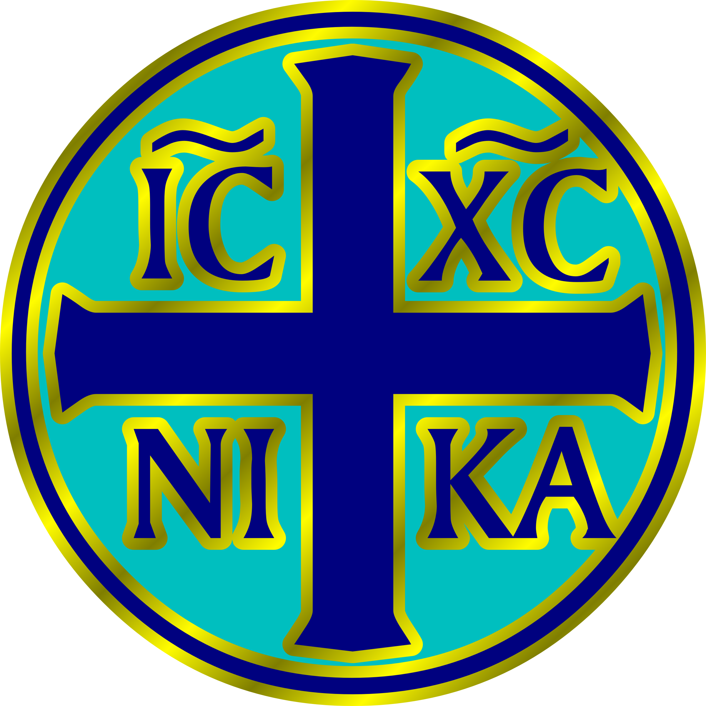 IC XC NIKA by PhilipBarrington