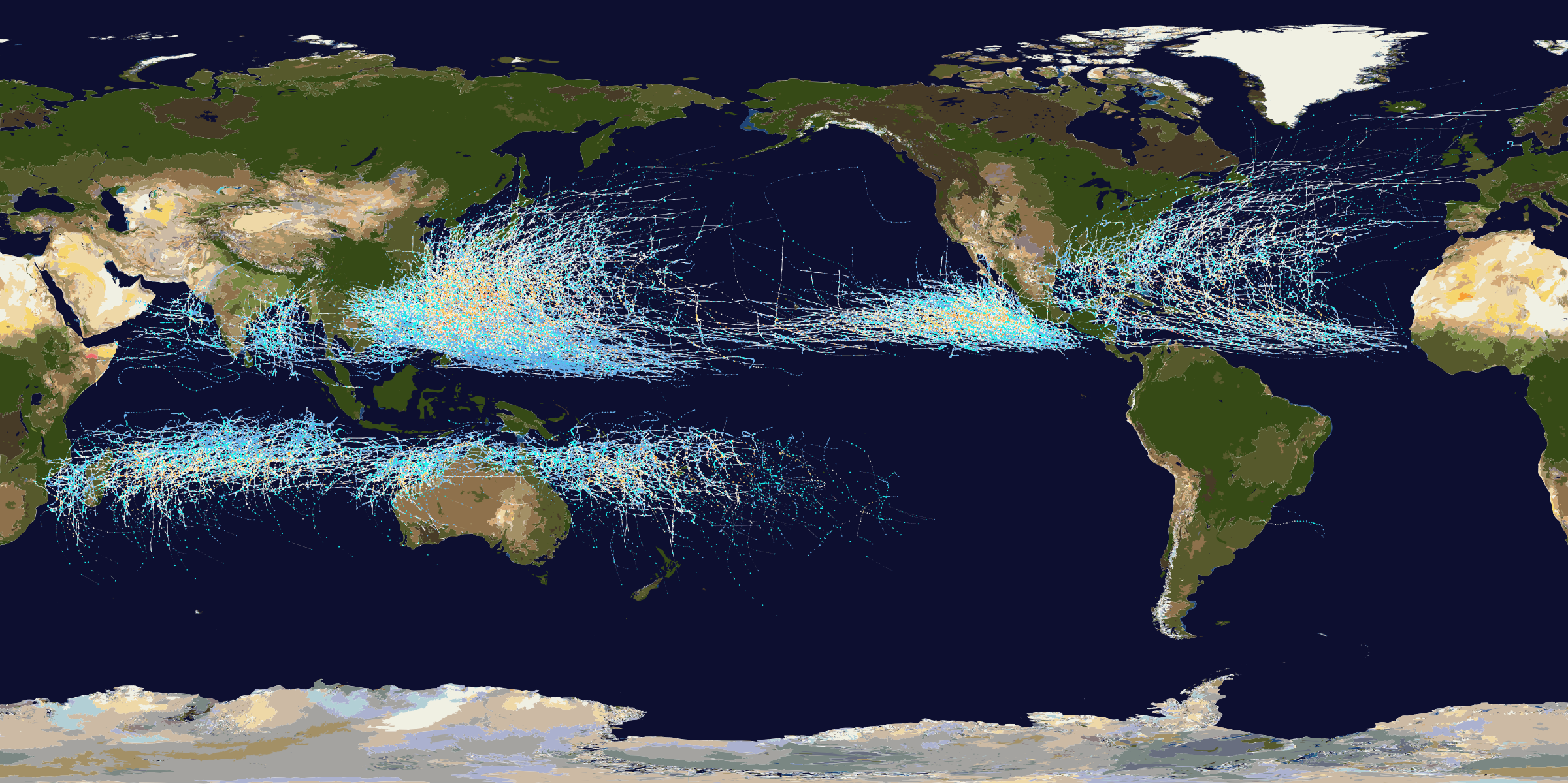 Global tropical cyclone tracks-edit2 by 5mxax3+4sizrcp4eekco