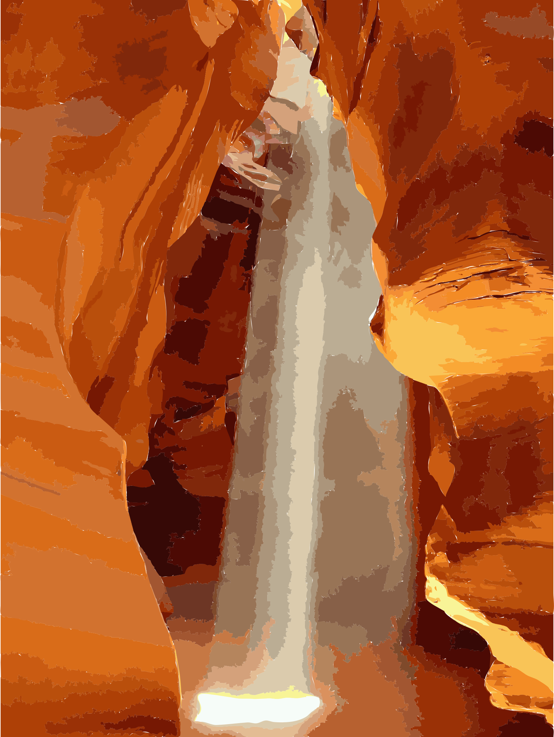 USA Antelope-Canyon by 5n7epj+9741chlinrj78