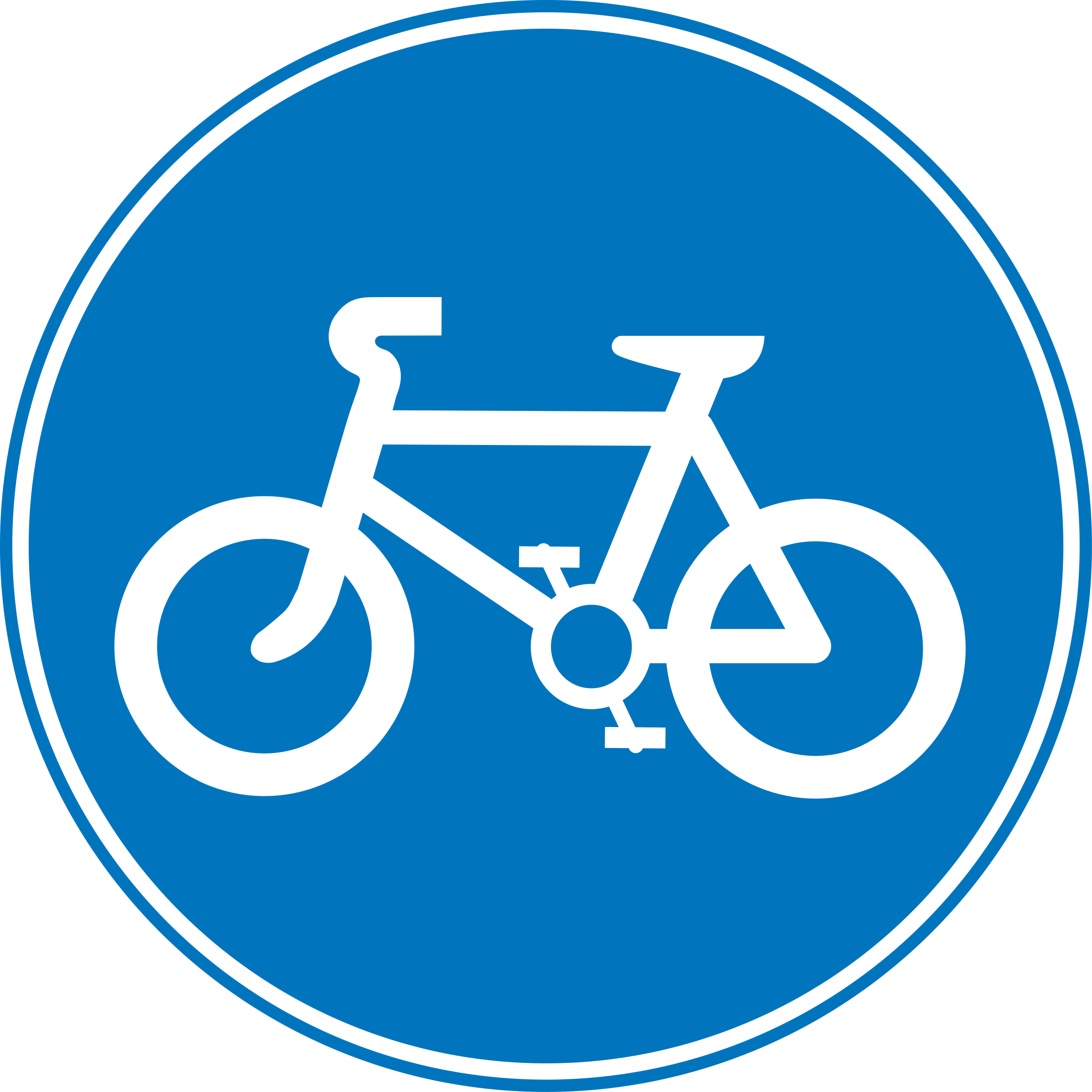 Roadsign Cycles by Simarilius
